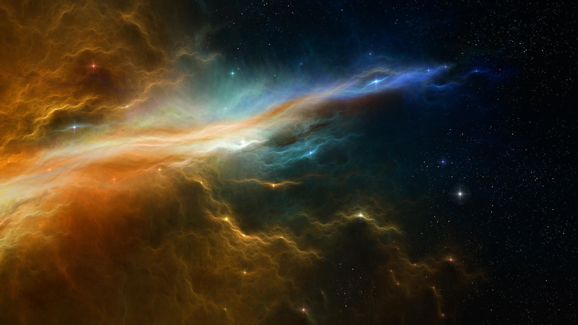 Cool Galaxy Wallpaper 968
