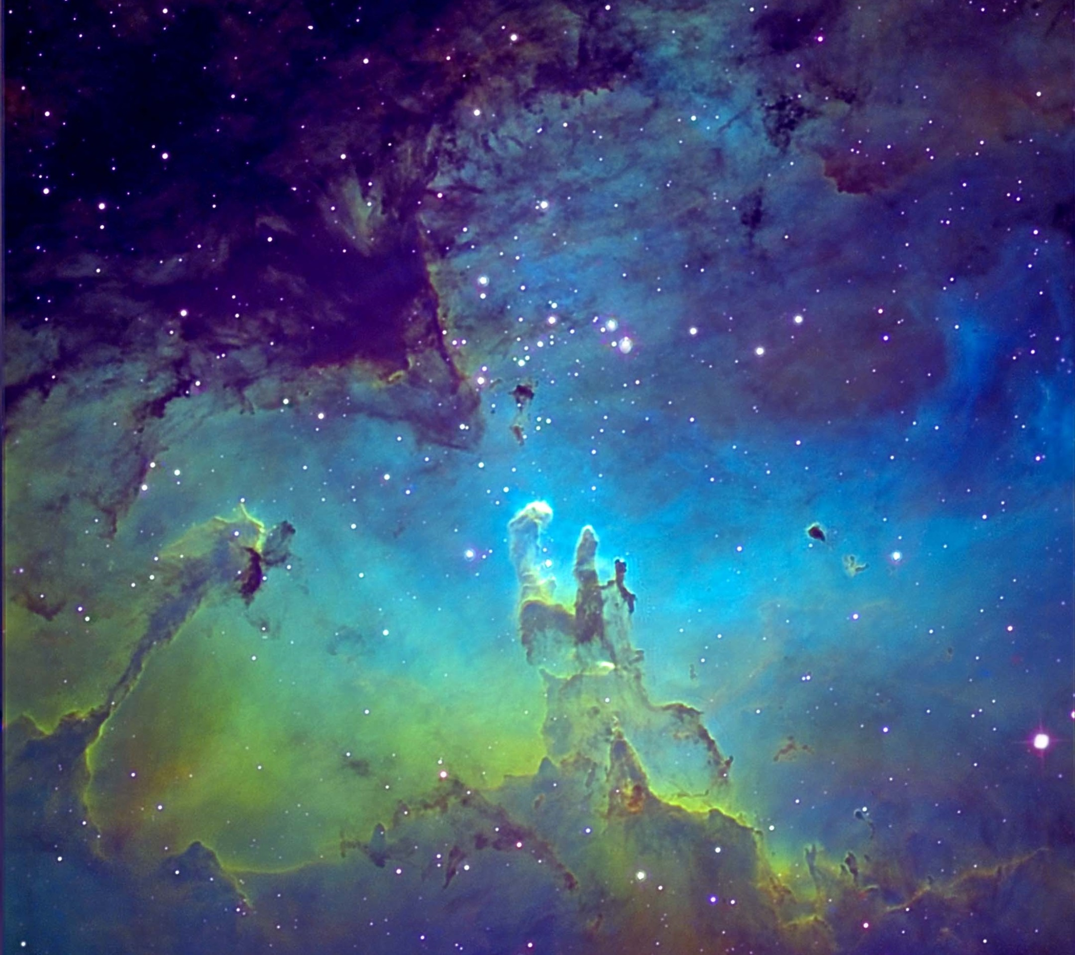 The Galaxy Wallpaper I just pinned!