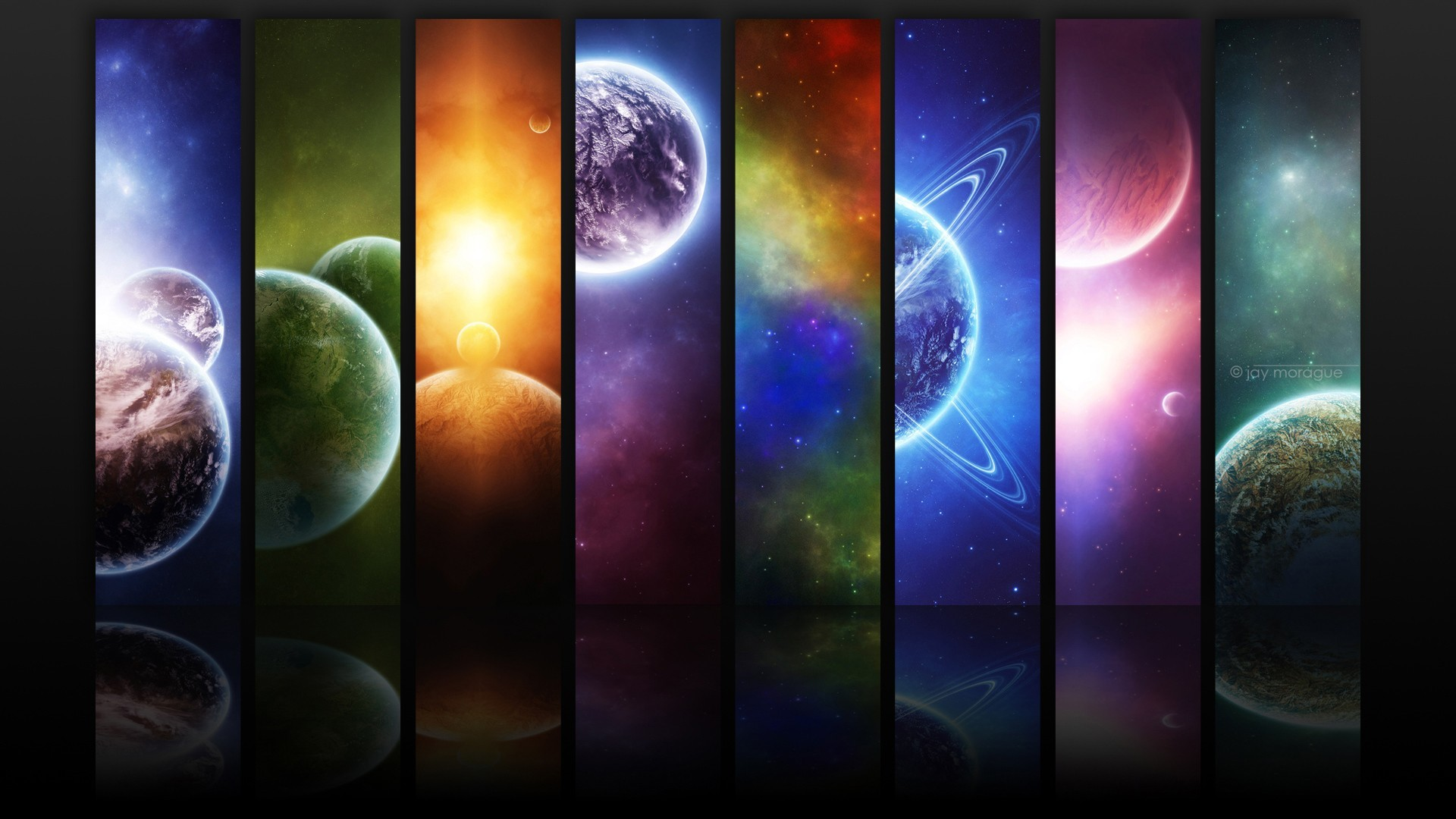 colorful galaxy background | Desktop Backgrounds for Free HD Wallpaper |  wall–art.