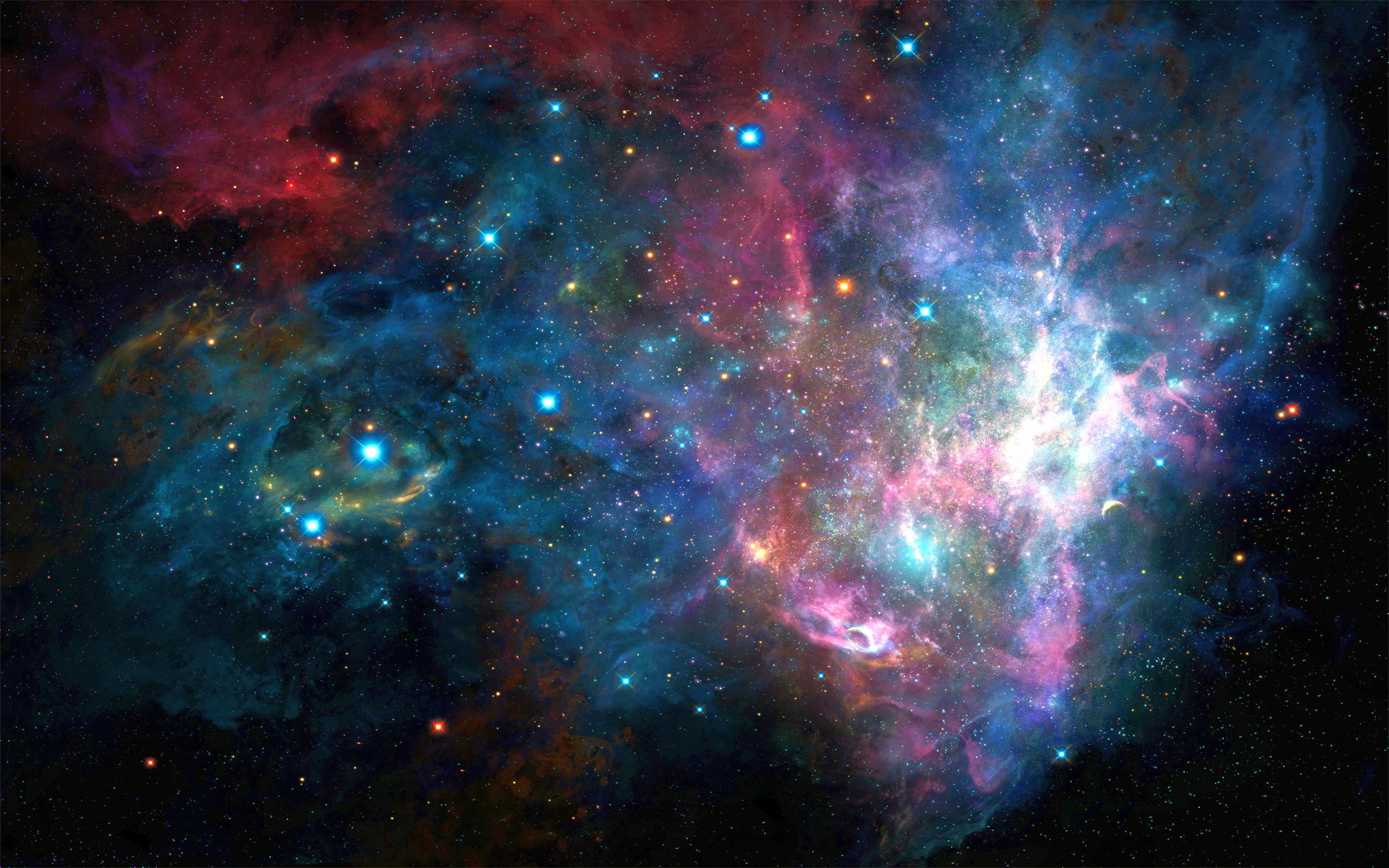 1234 Galaxy Wallpapers