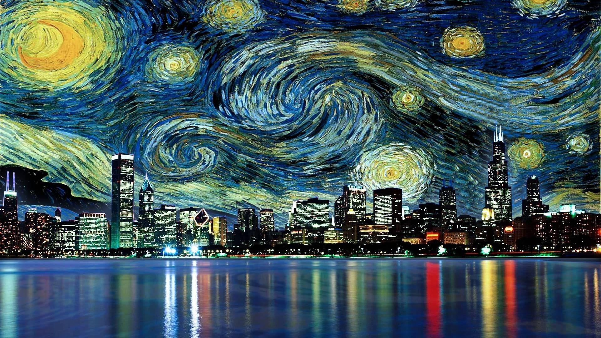 Starry night | Etsy