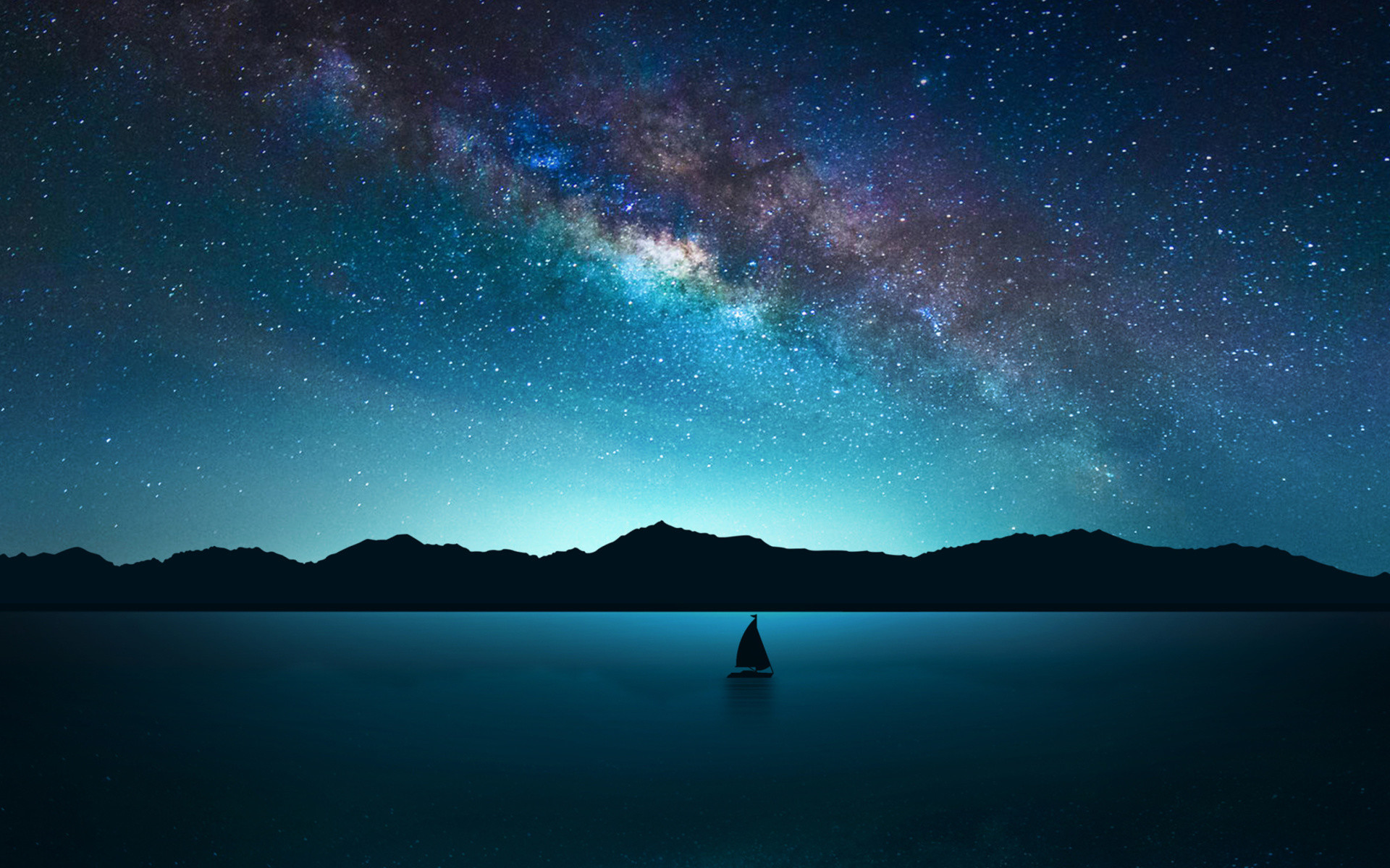 … Night Sky Wallpaper Hd High resolution starry night sky background free  powerpoint background