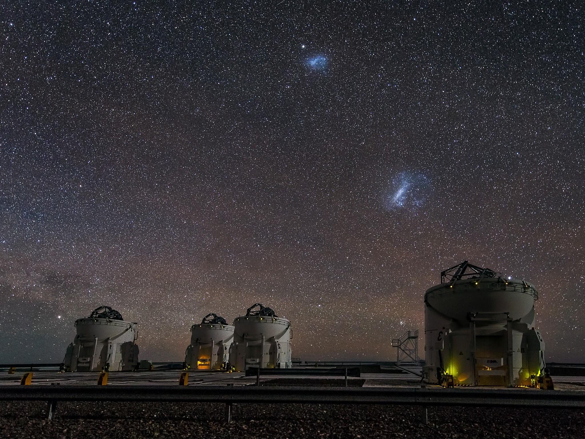 Desert Night Sky Stars Wallpaper – phebus