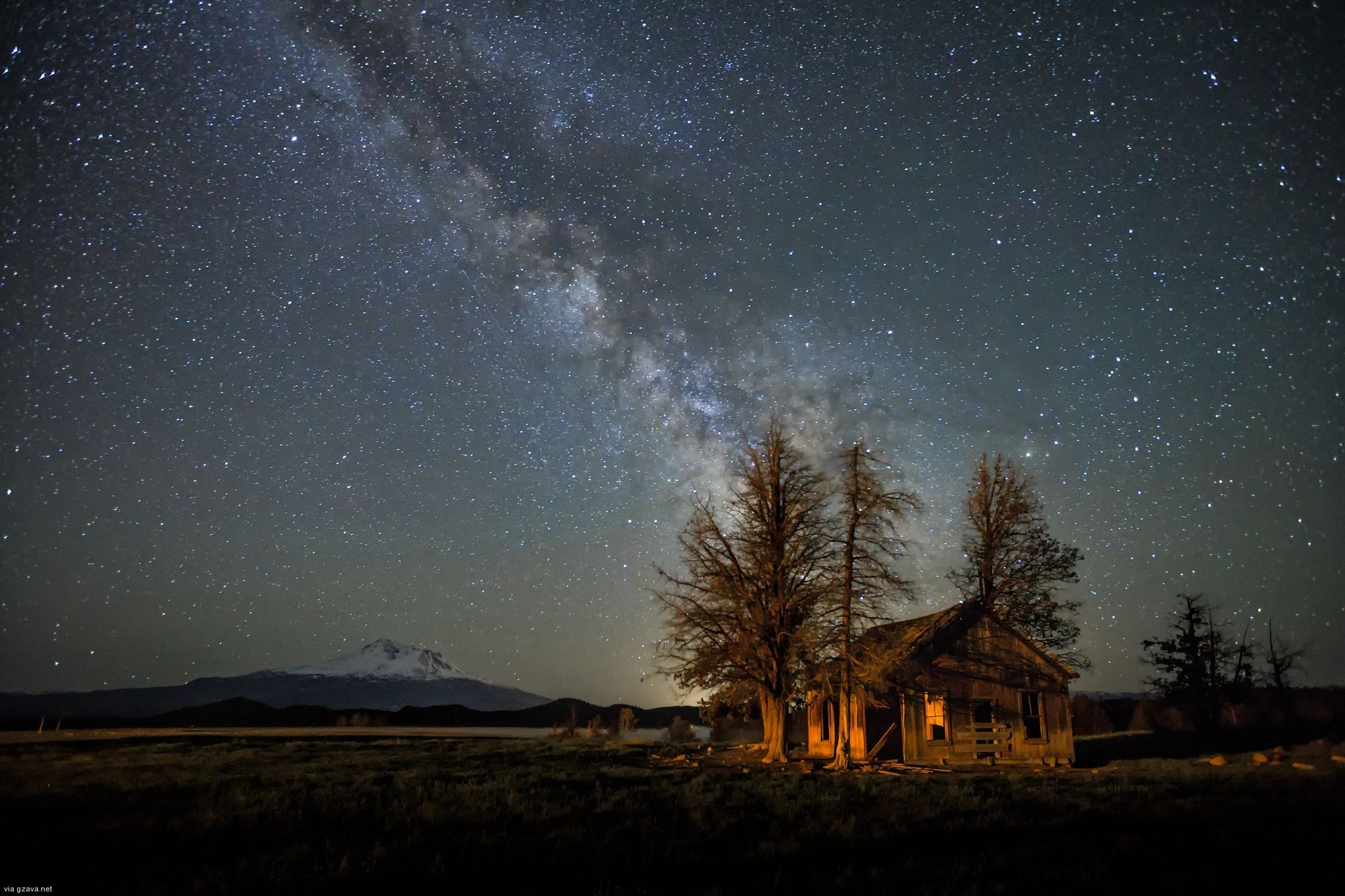 Starry Night Skies Photography