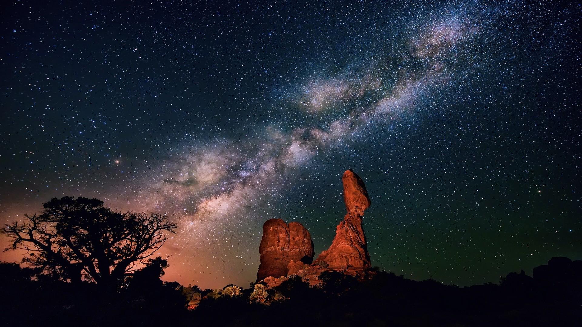 Milky Way HD Wallpapers