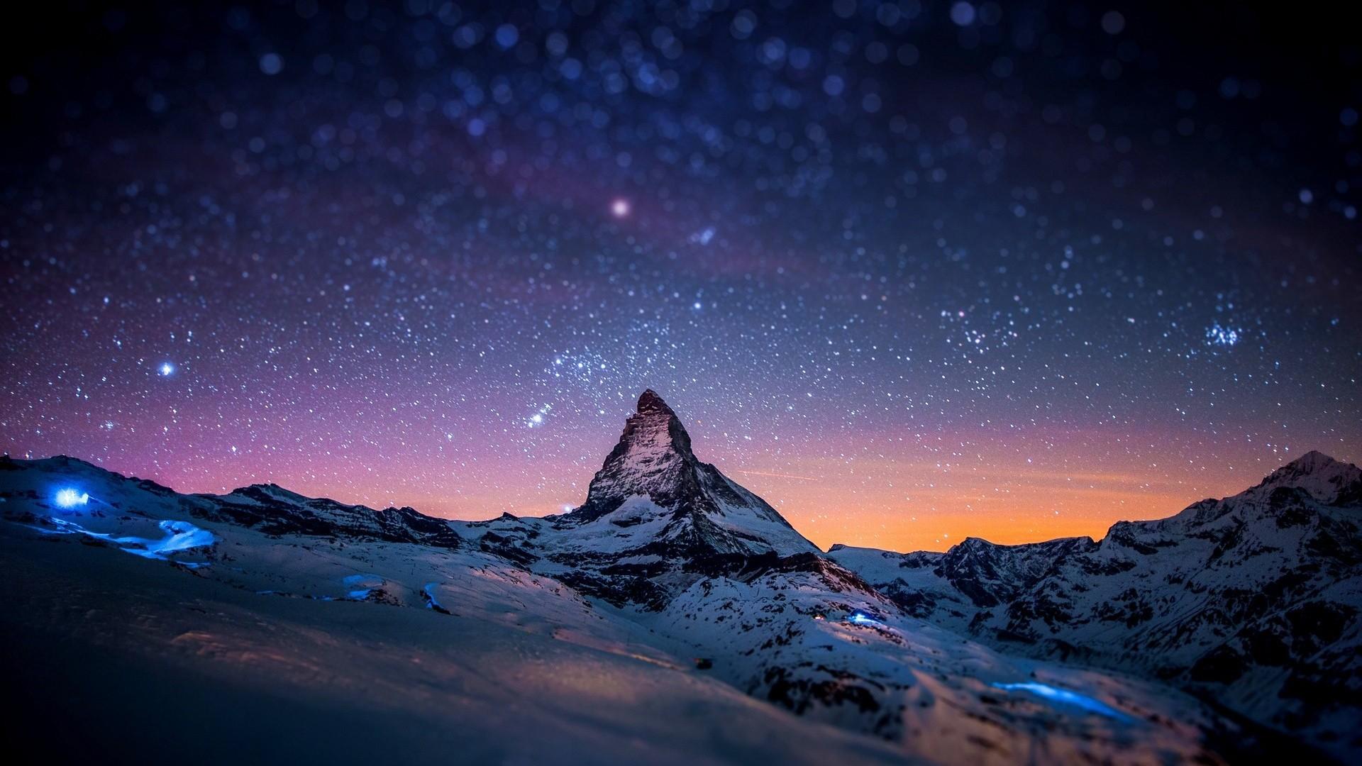 wallpaperrs.com uploads nature  earth-sky-stars-space-mountain-galaxy-snow-artistic-photography-hd-cool-dark-matterhorn-phenomenal-w-142977772730.jpg  …