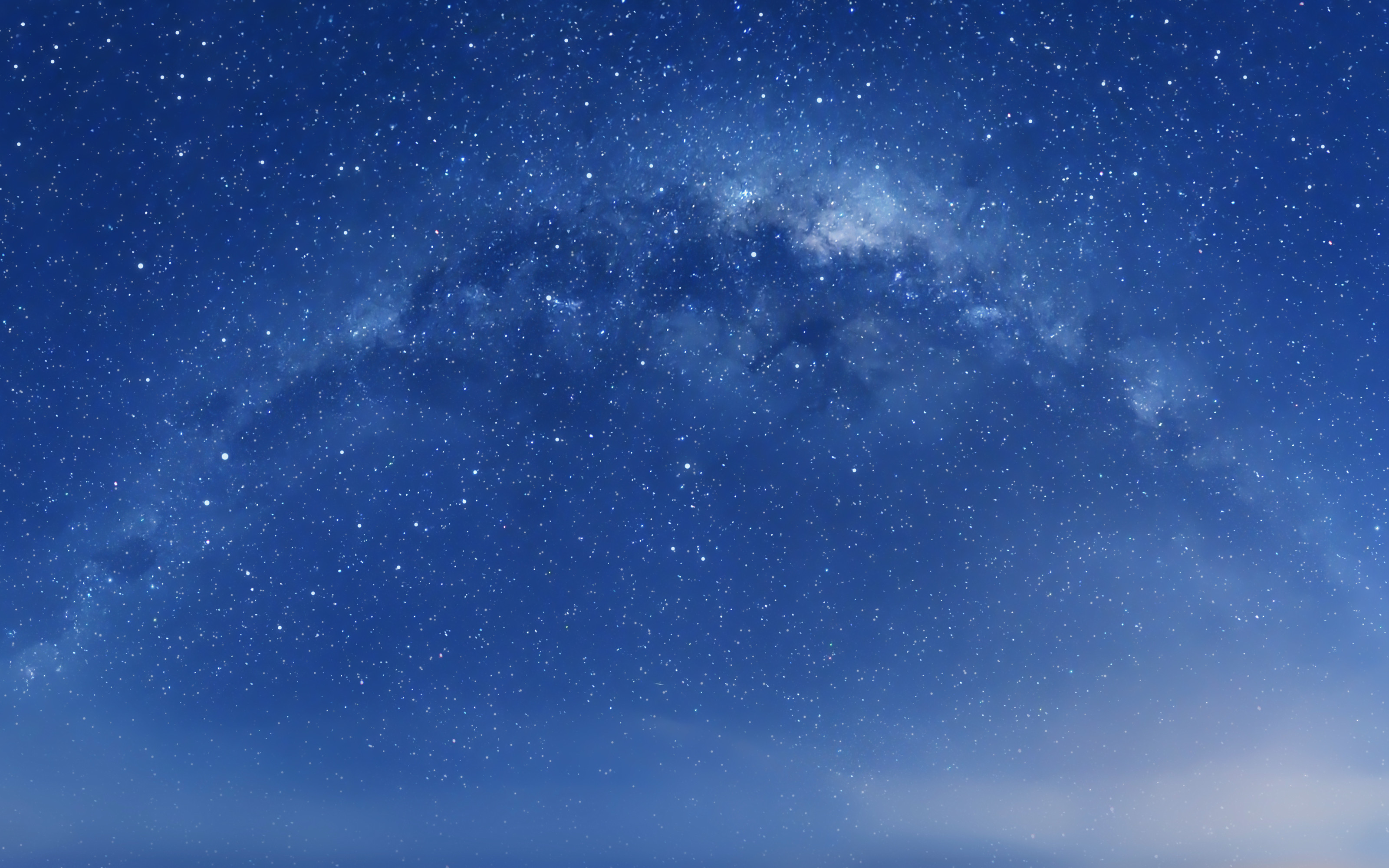 Shapes Milky Way