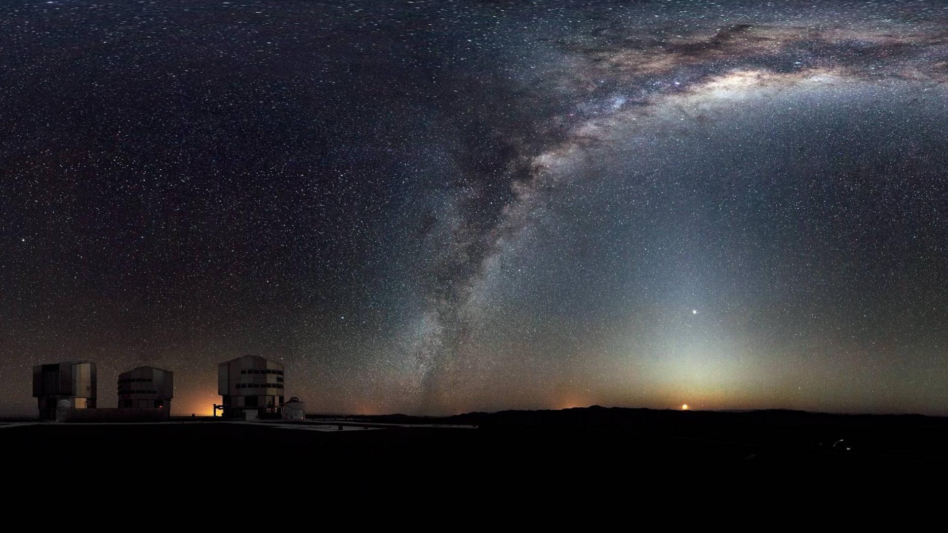 Night Sky Wallpaper. Milky Way …