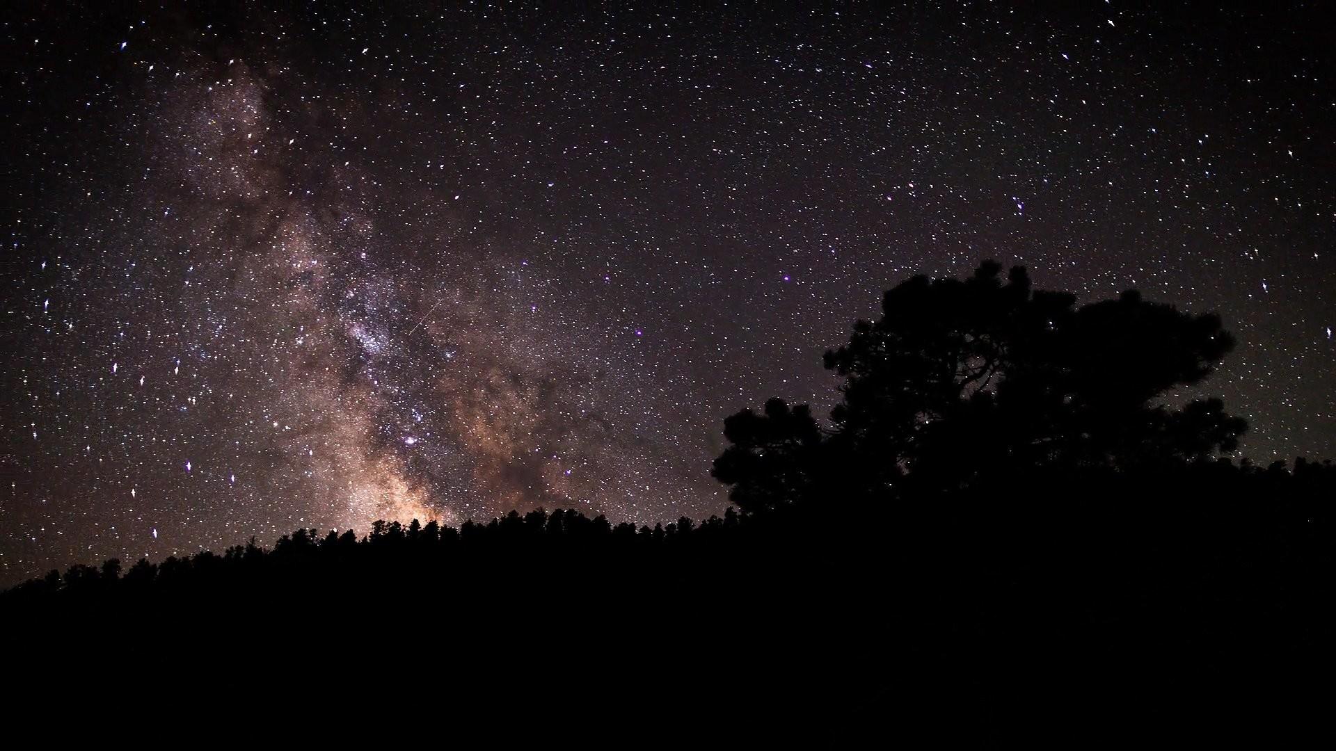 Sci Fi – Milky Way Wallpaper