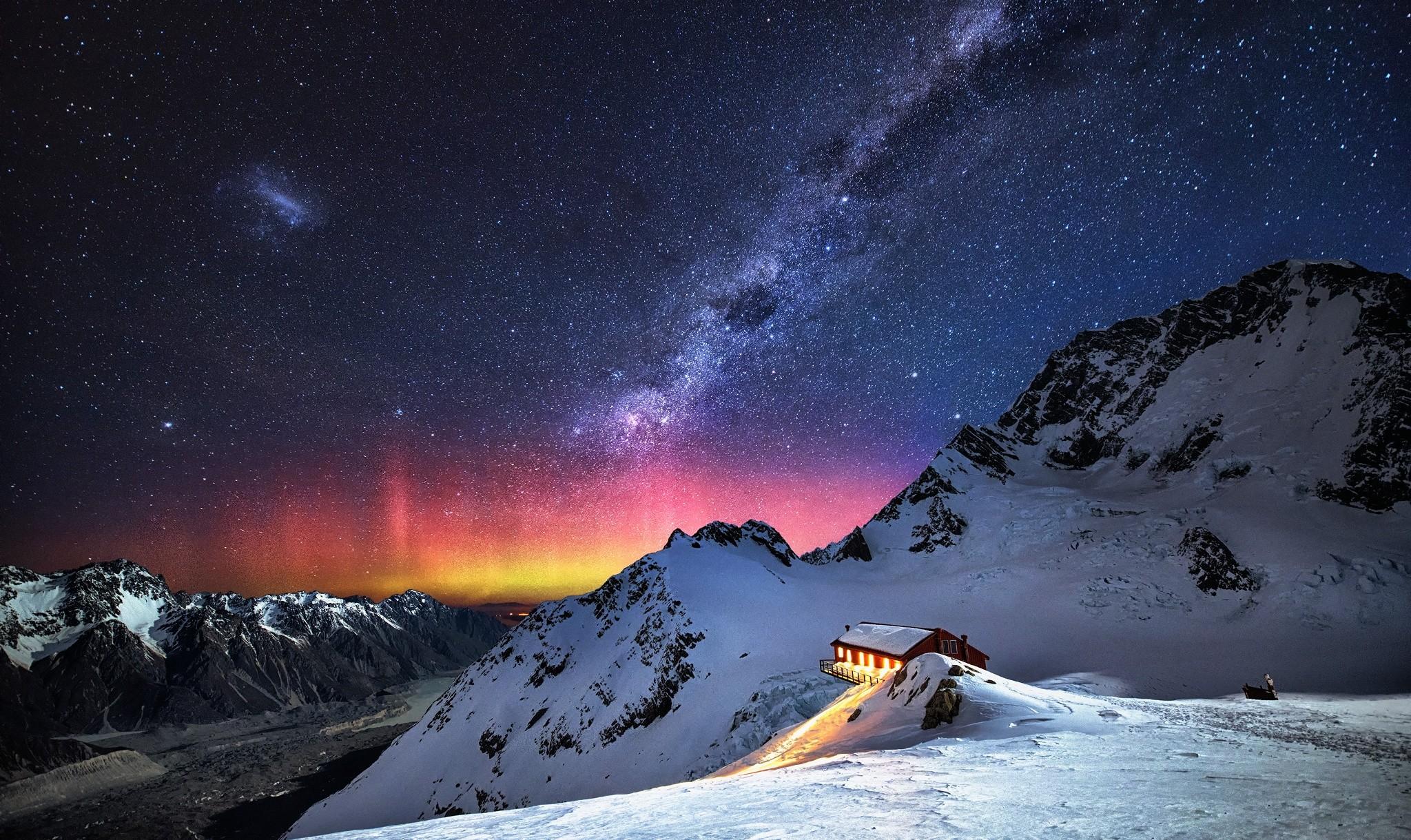 HD Wallpaper | Background ID:719146. Sci Fi Milky Way