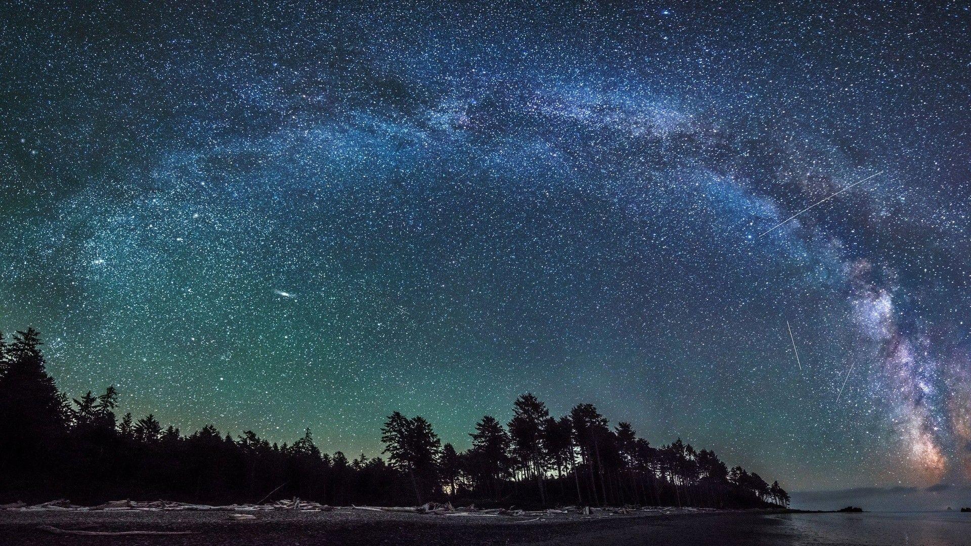 Milky Way Backgrounds – Wallpaper Cave