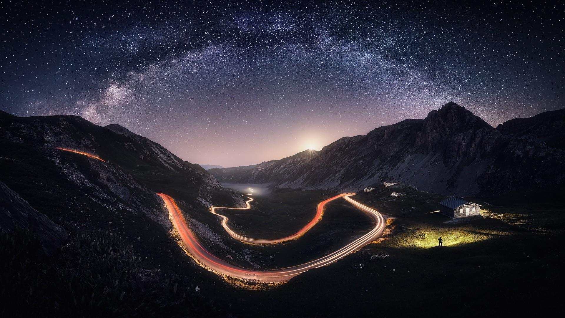 HD Milky Way Wallpapers – WallpaperSafari