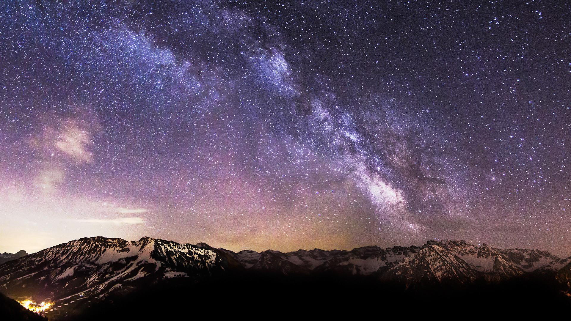 Milky Way Wallpaper 1080p