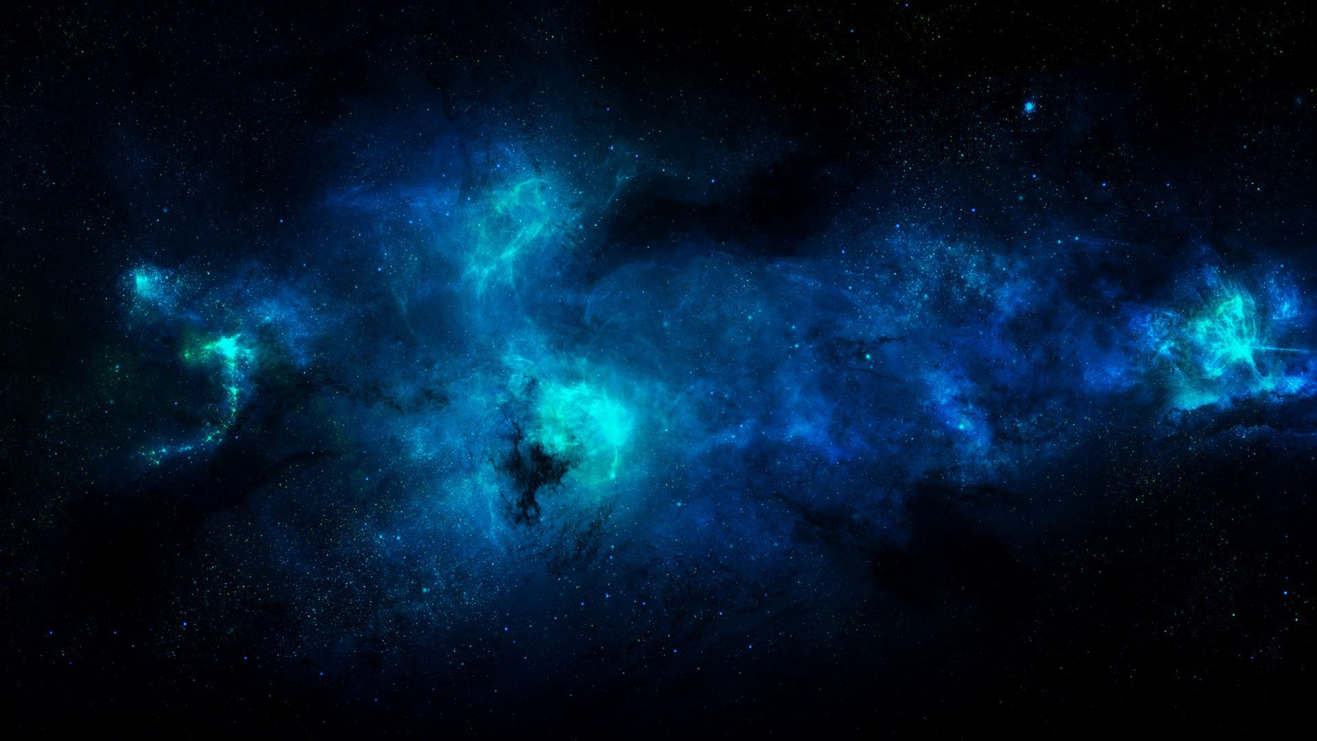 Blue universe wallpaper Space wallpapers