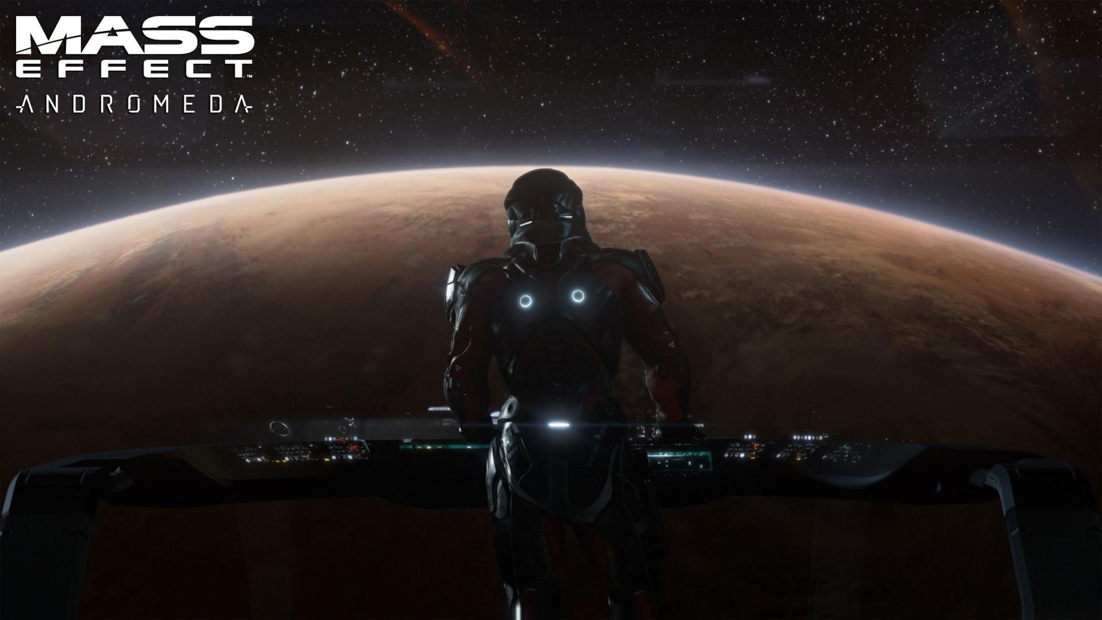Mass Effect Andromeda 4K Wallpaper …
