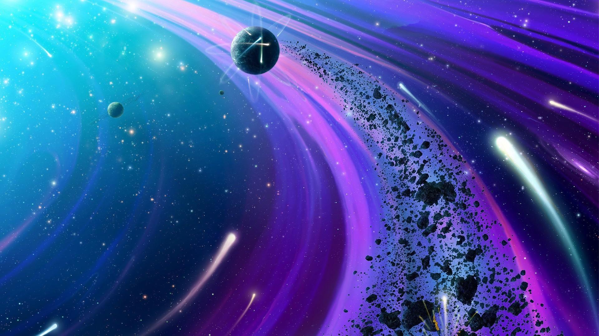 HD Space Wallpaper.