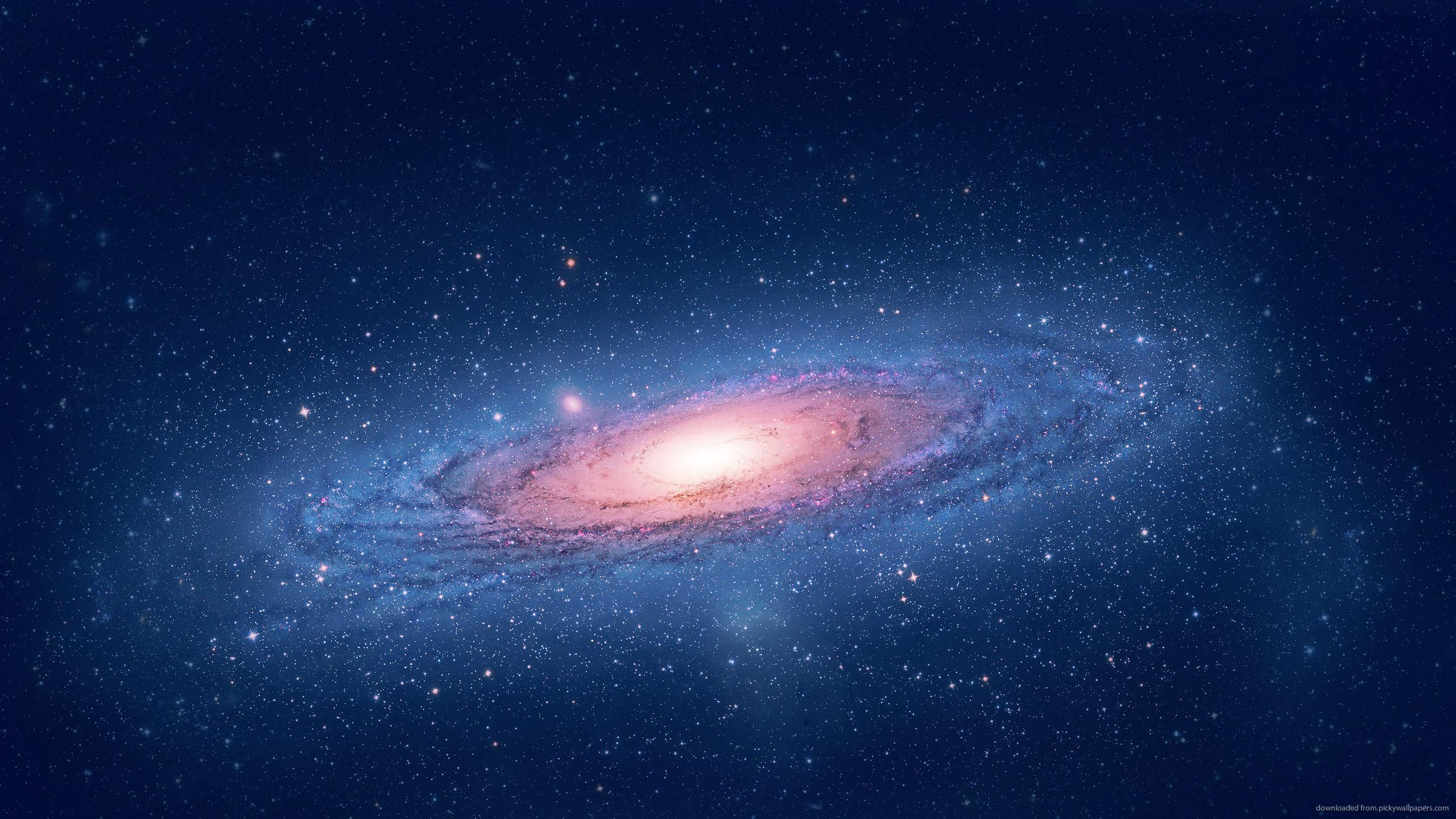 Andromeda Galaxy for 2560×1440