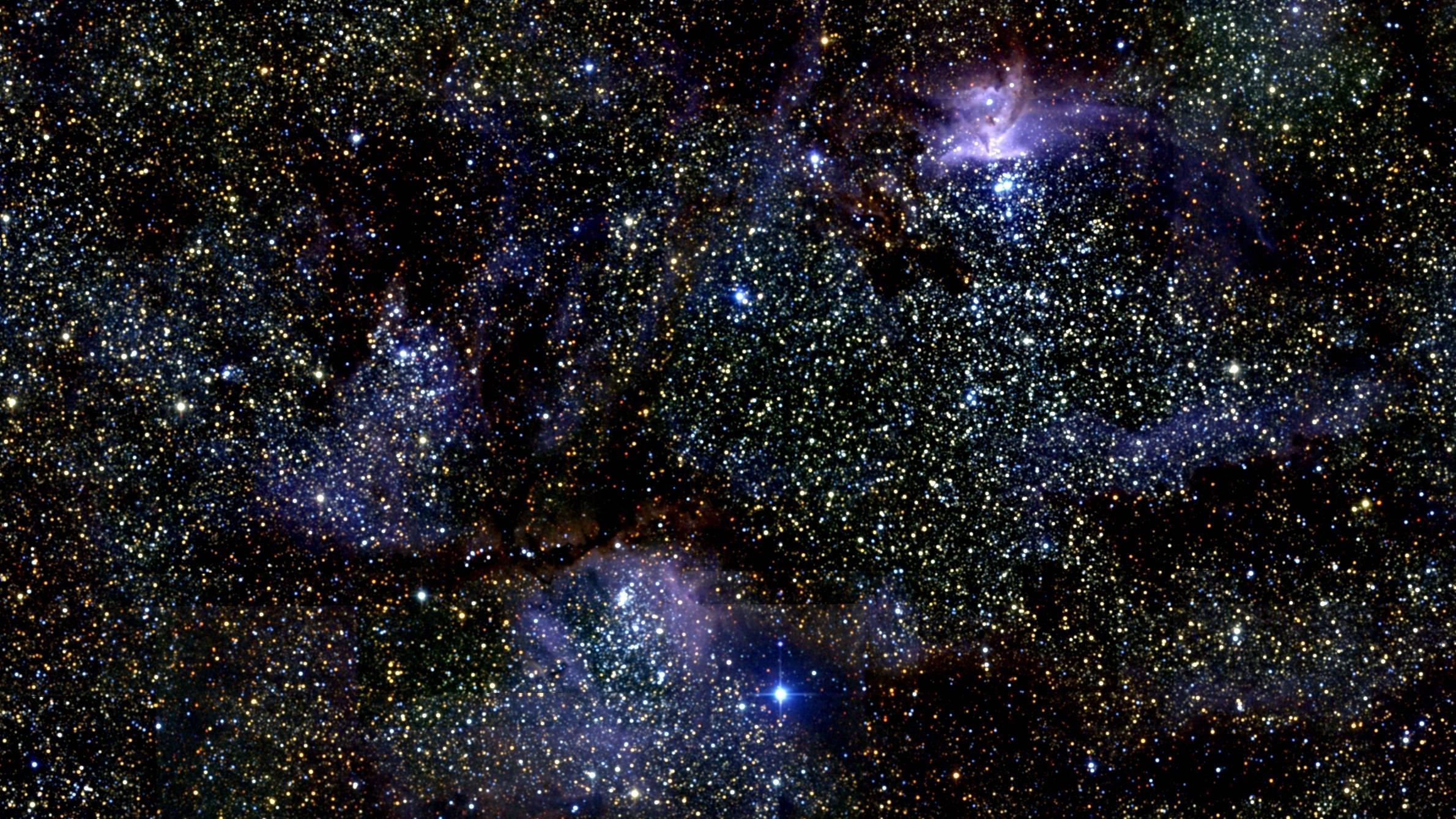 Outer Space Desktop Wallpaper – Wallpapers High Definition