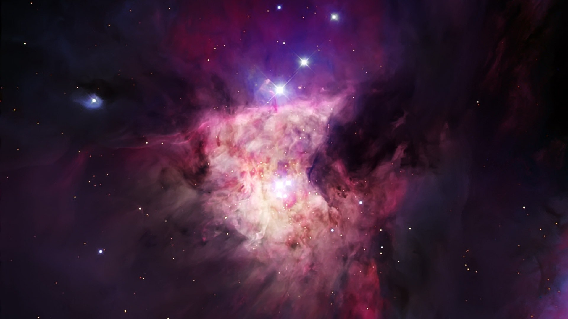20 HD Outer Space Desktop Wallpapers For Free Download