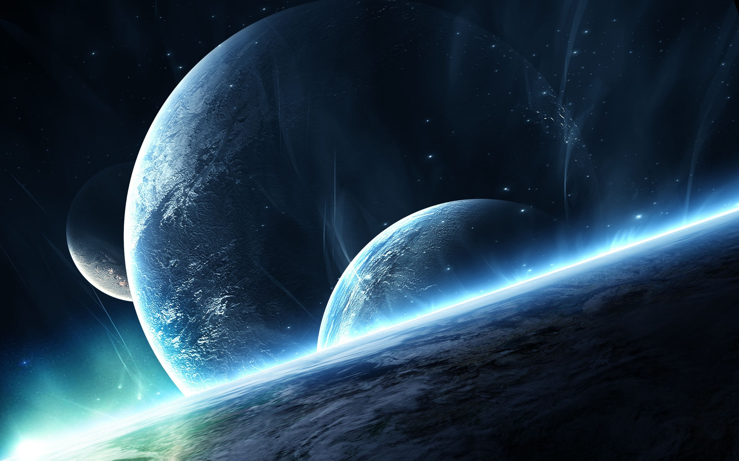 Outer Space Images Free Download by Hisham Chattey