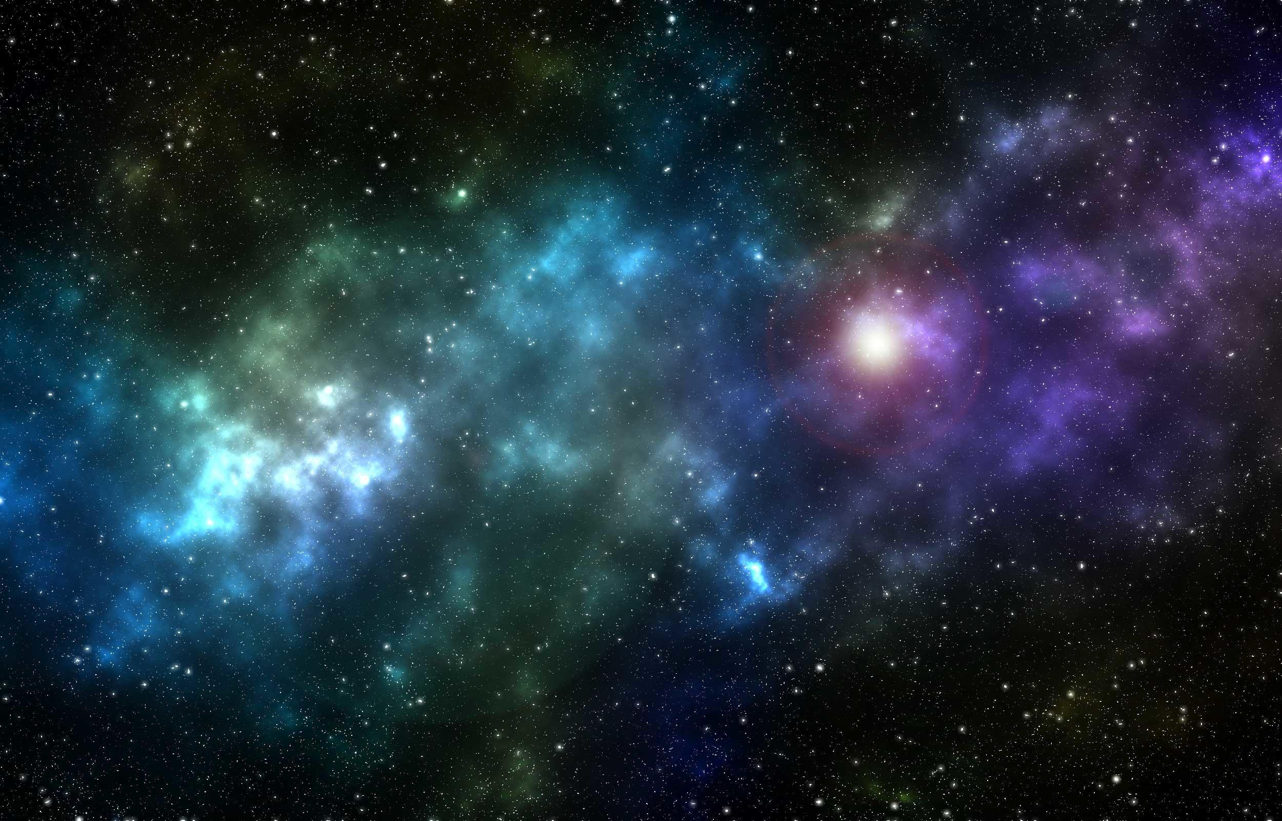 Create star field in Photoshop
