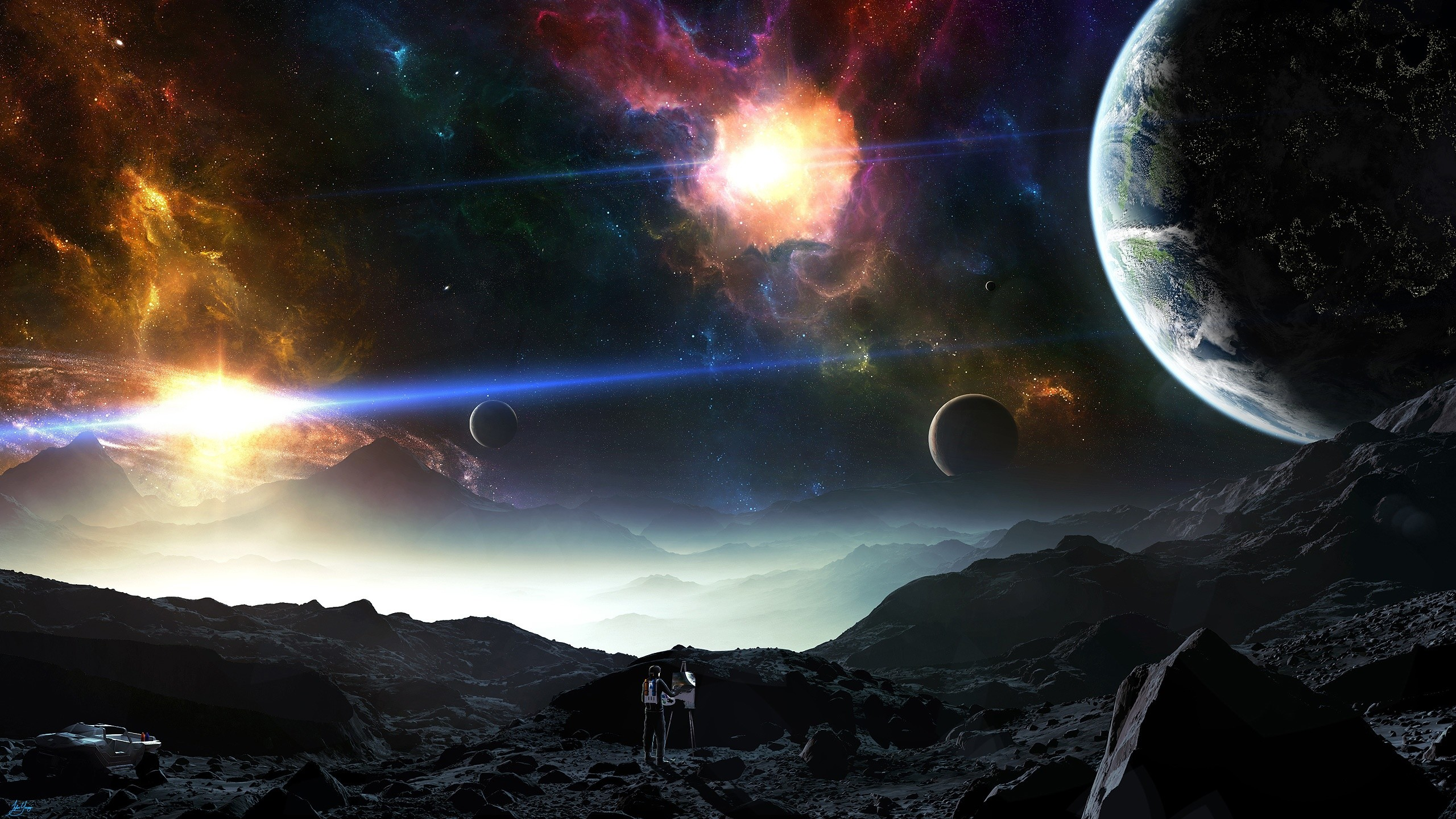 All The Planets, Our Solar System, Space Wallpapers and .