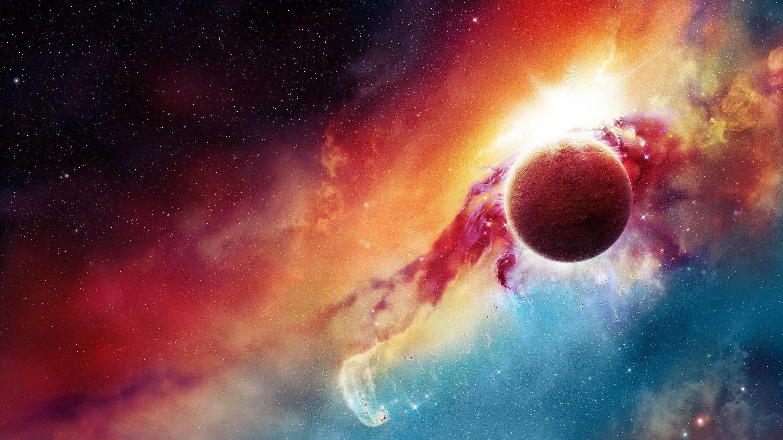 Space Star Dust Wallpaper