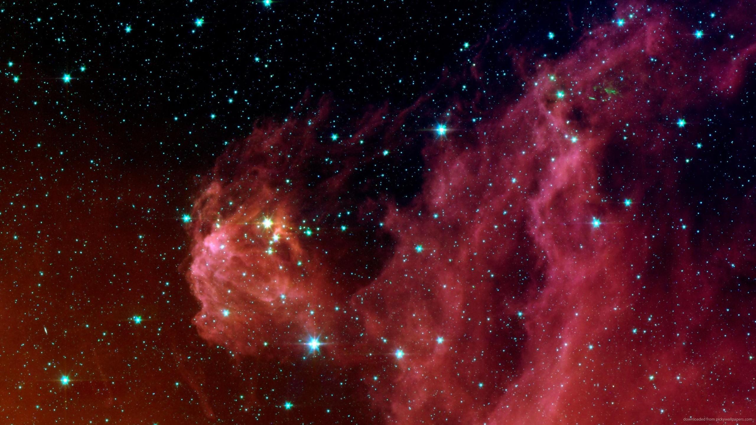 NASA Spitzer Space Telescope's Photo for 2560×1440