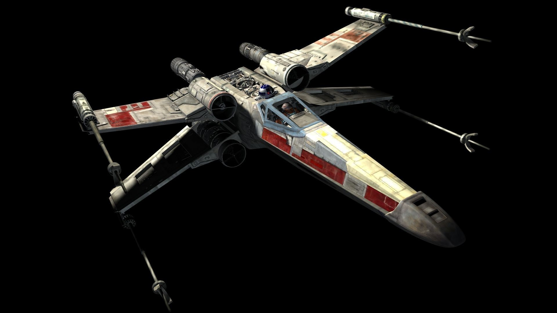 Star Wars, X wing, Space, Movies, Black Background Wallpapers HD / Desktop  and Mobile Backgrounds