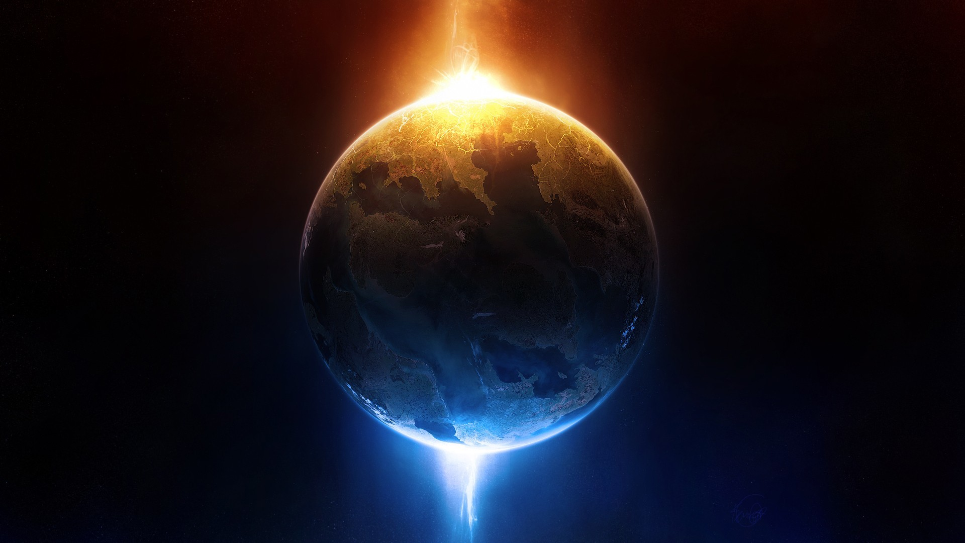 Cool Wallpapers Earth Space HD Wallpaper of Galaxy – hdwallpaper2013 .