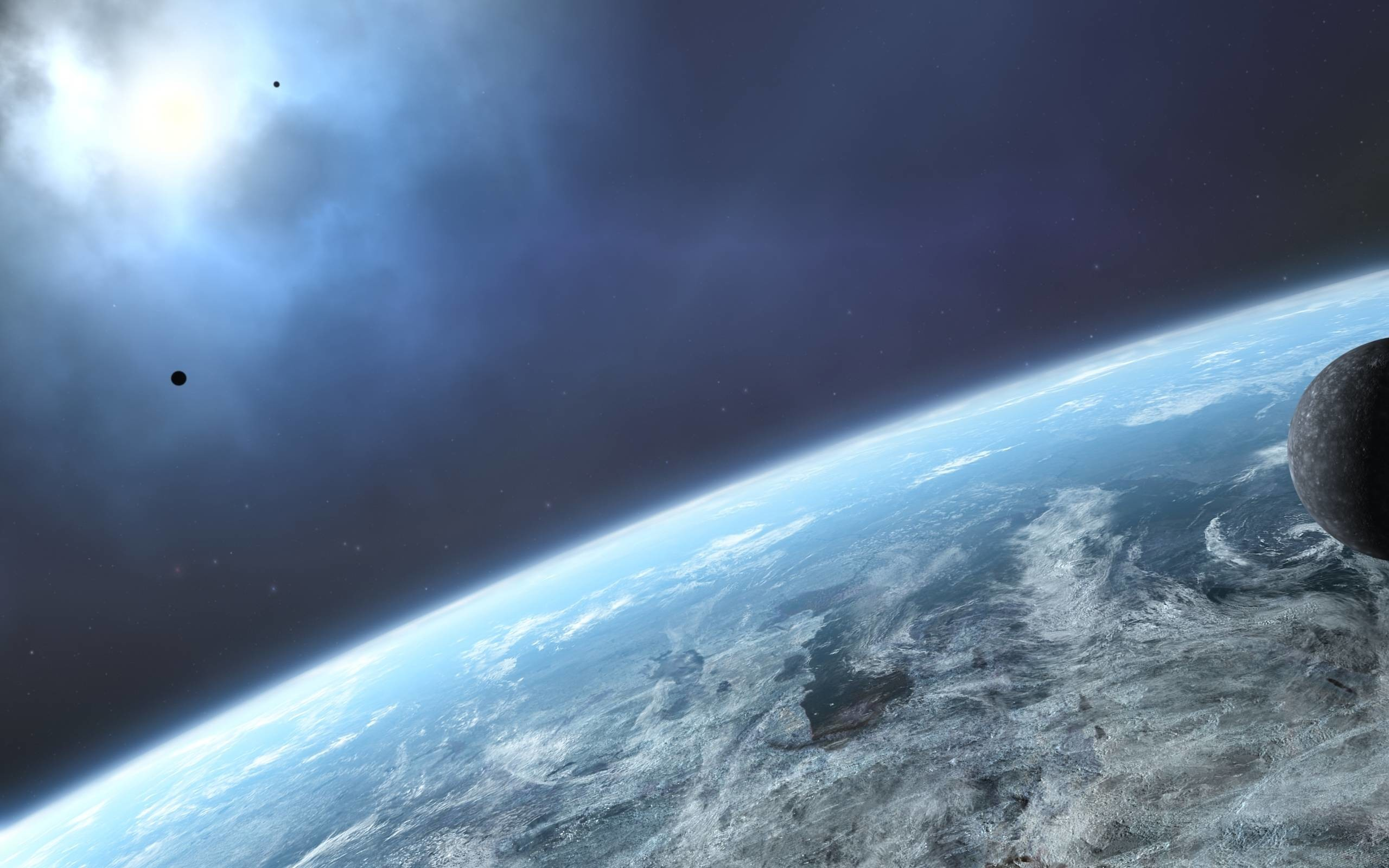 Earth From Outer Space Wallpaper Hd Cool 7 HD Wallpapers