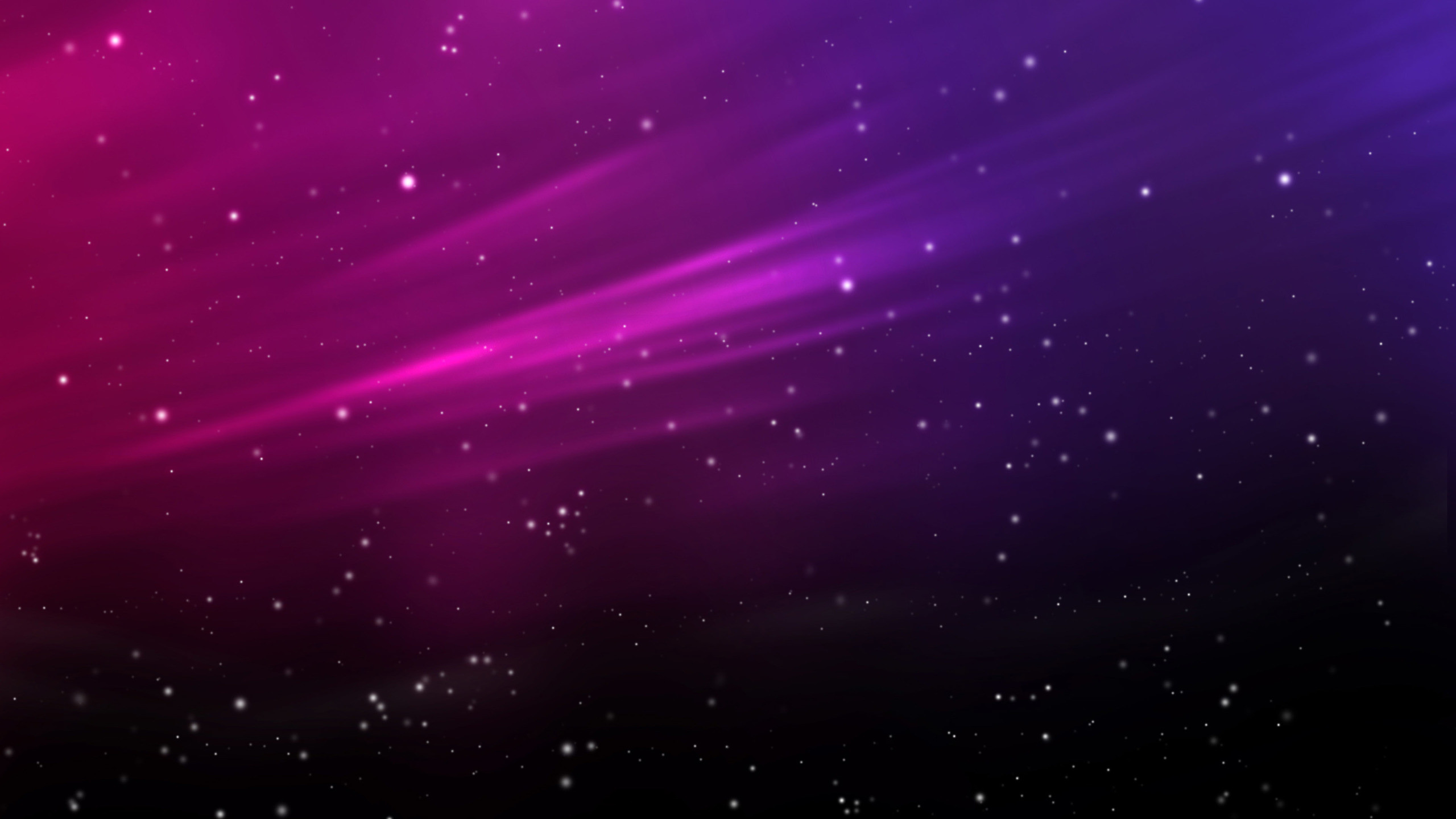 … and purple space HD Wallpaper Pink …