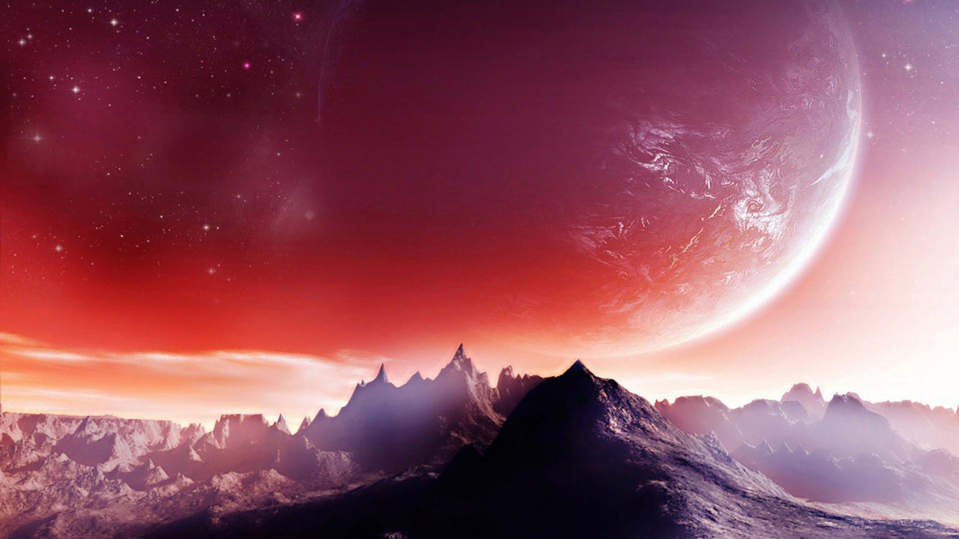 Space Art Wallpaper