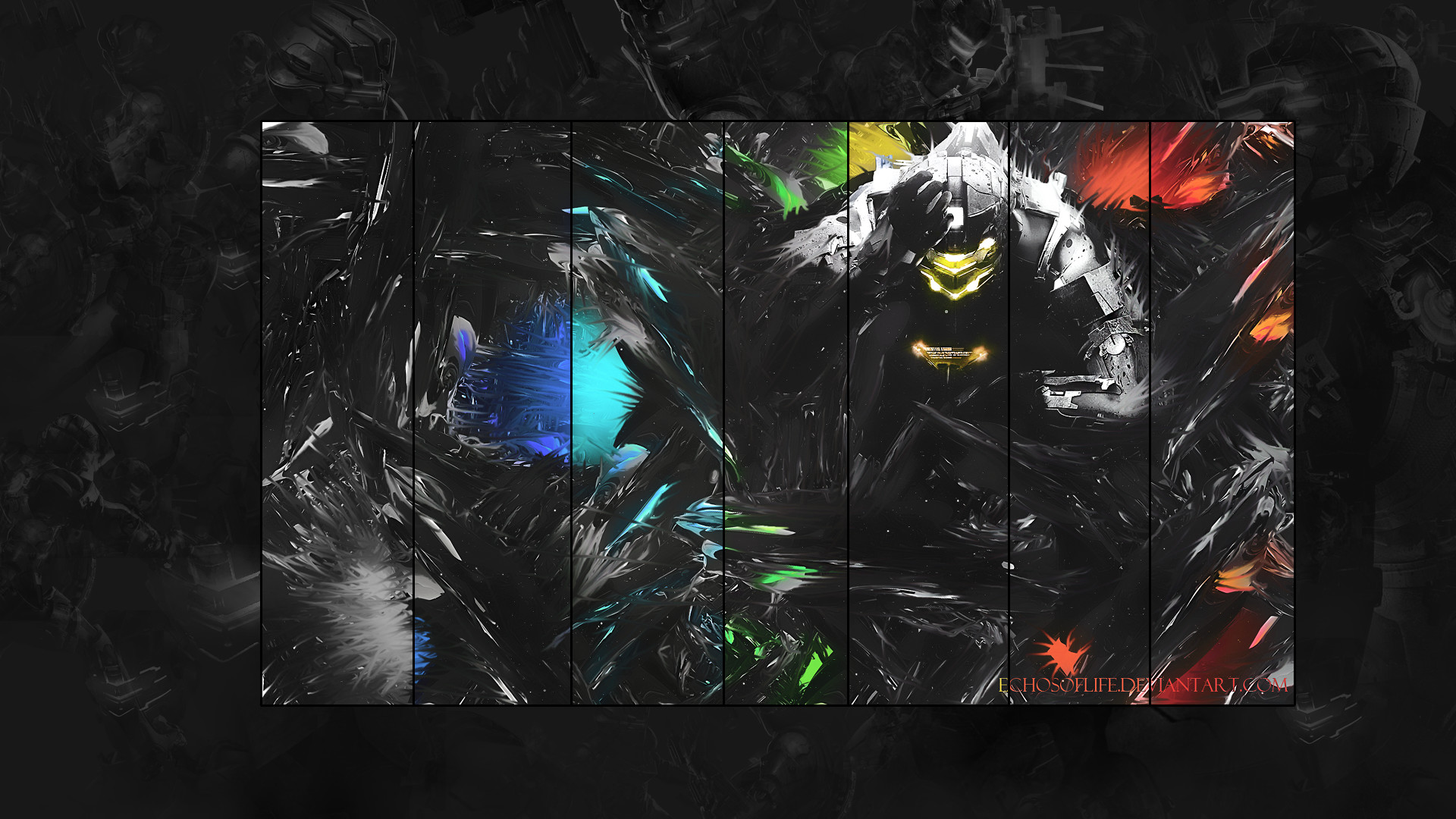… Dead Space Wallpaper Pack Smudge by echosoflife