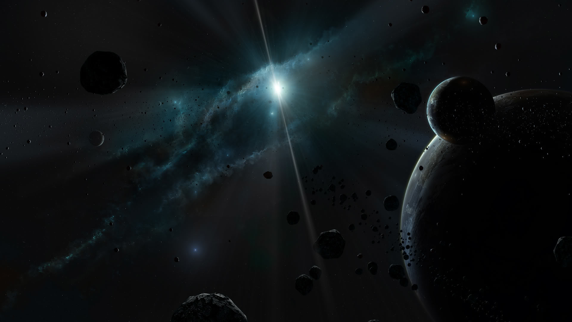Space Themed Wallpapers