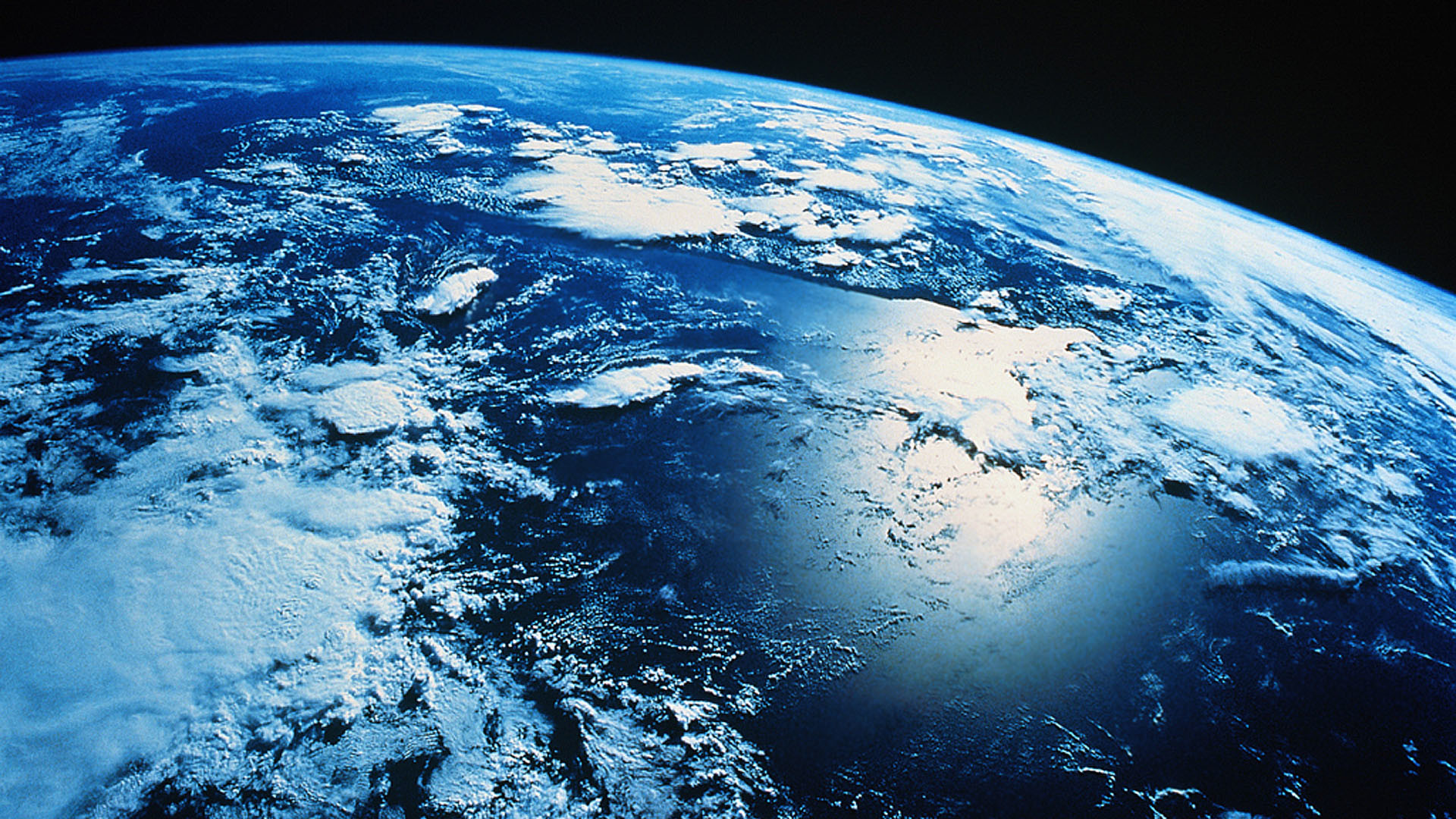 Earth From Space Hd