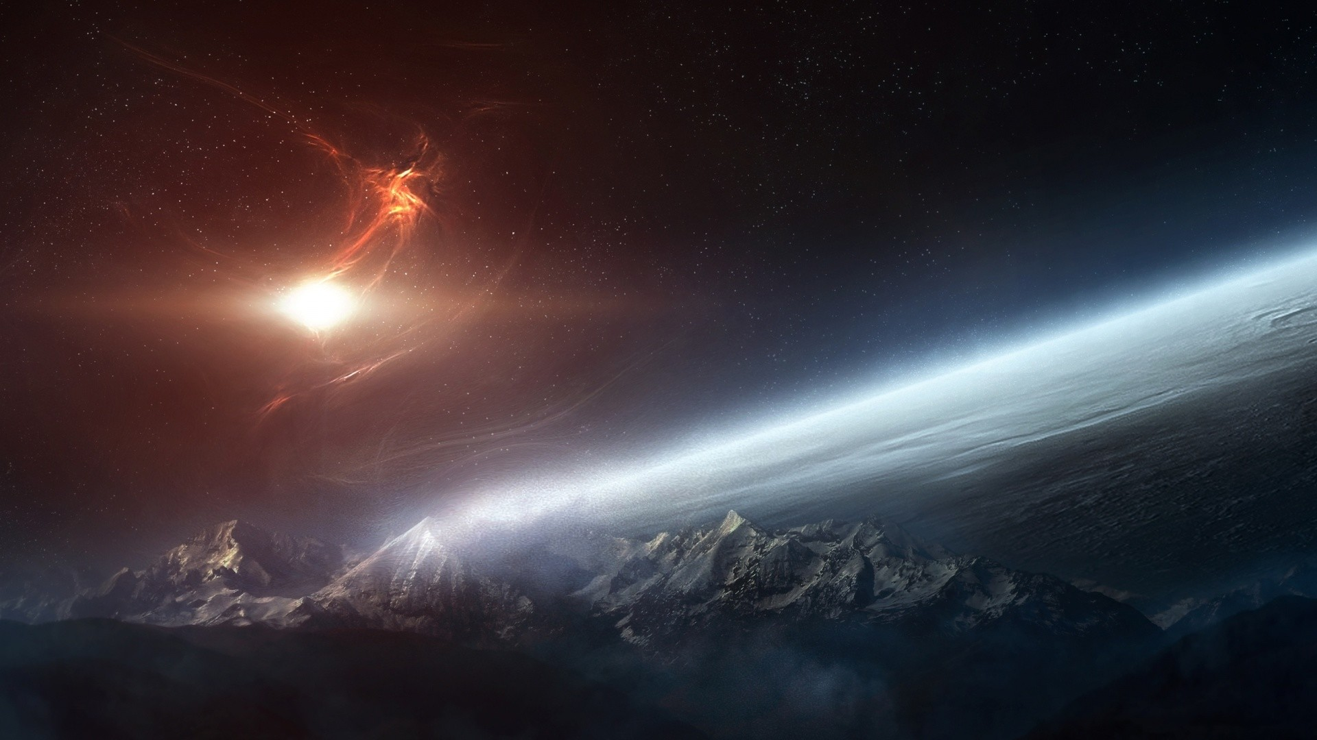 Space Wallpaper wallpaper – 721895