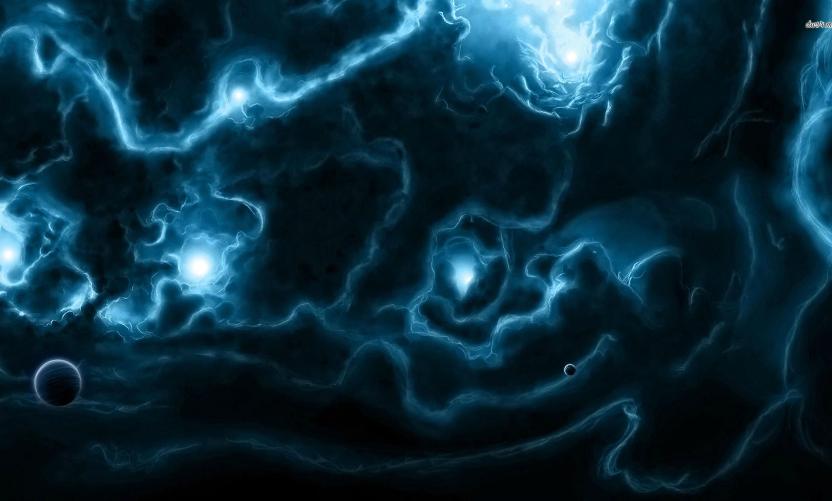 Space lightning – (#163187) – High Quality and Resolution .