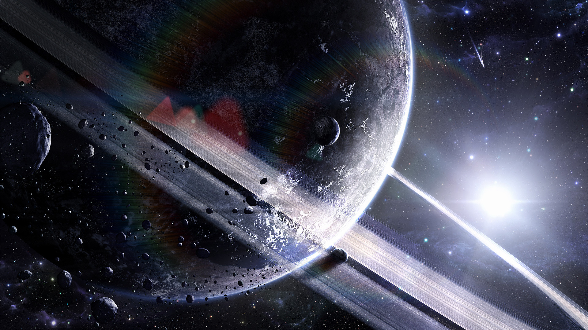 These HD space wallpapers are only a click away – simply click any  background below and you will get the high definition …