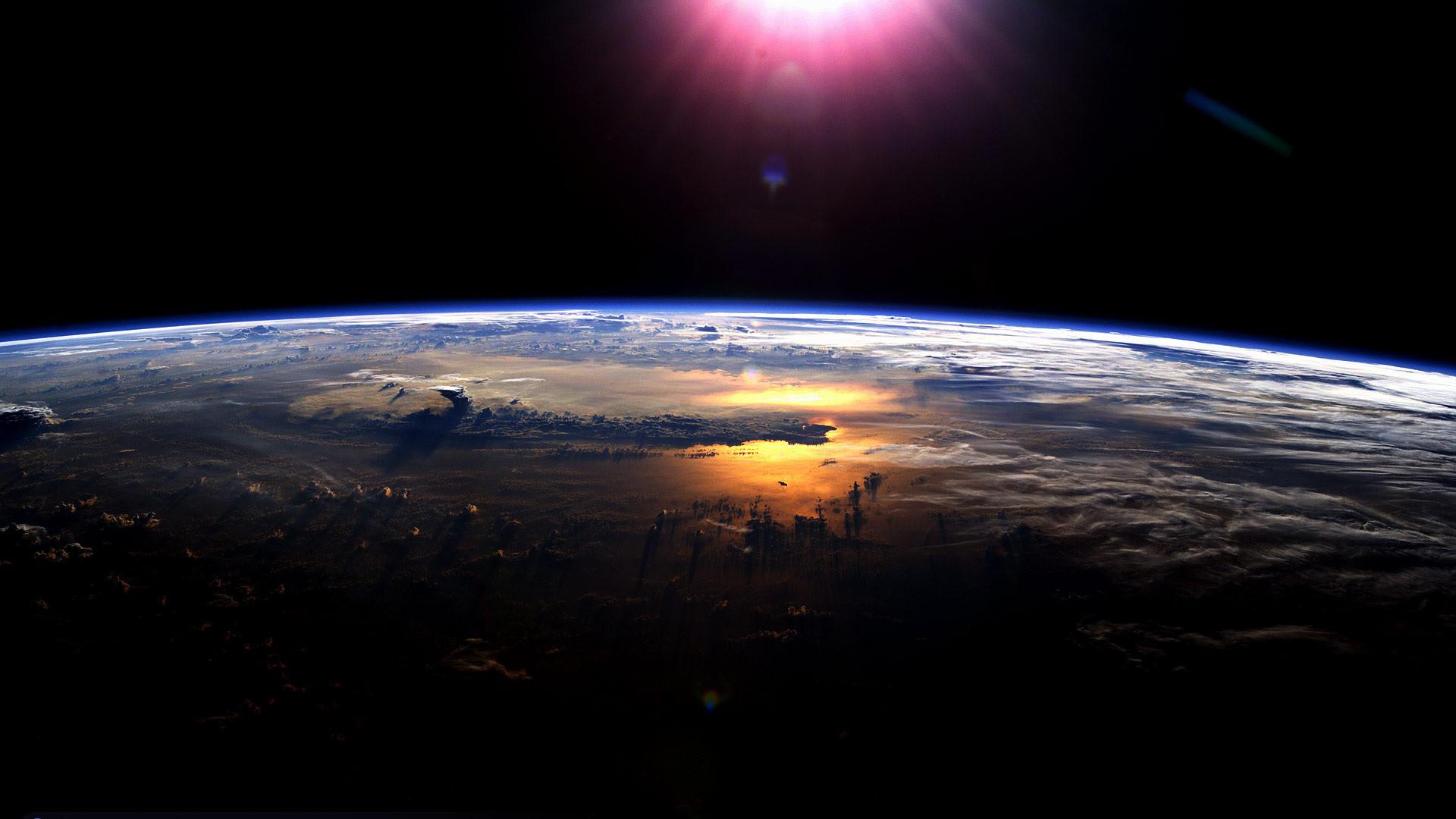 Earth HD Wallpaper · Earth HD