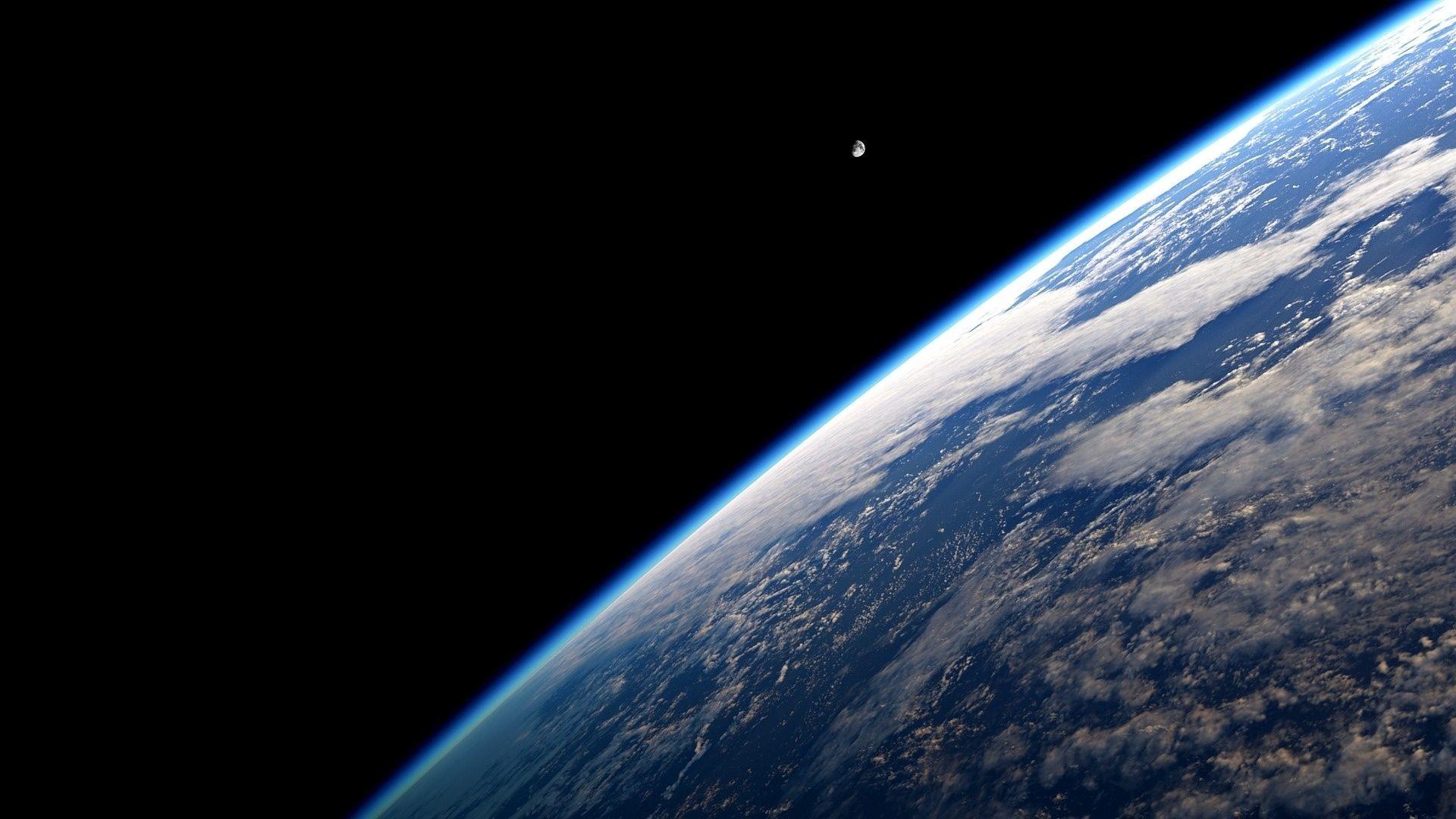 Earth Space wallpaper
