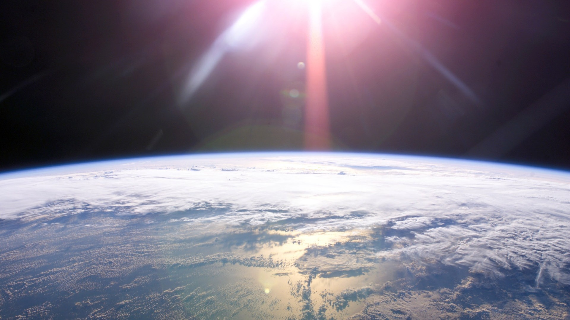 earth, planet, atmosphere · planet, earth, surface