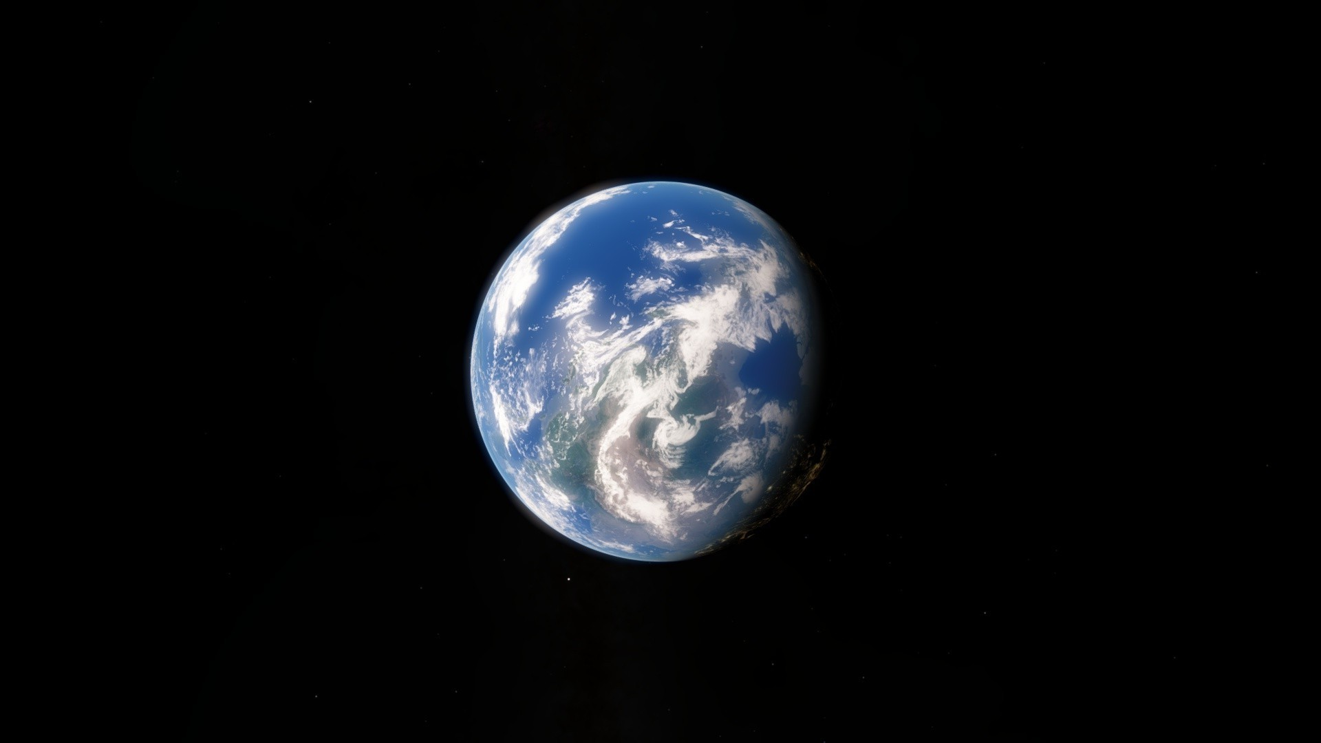 space, Space Engine, Planet, Earth Wallpapers HD / Desktop and Mobile  Backgrounds