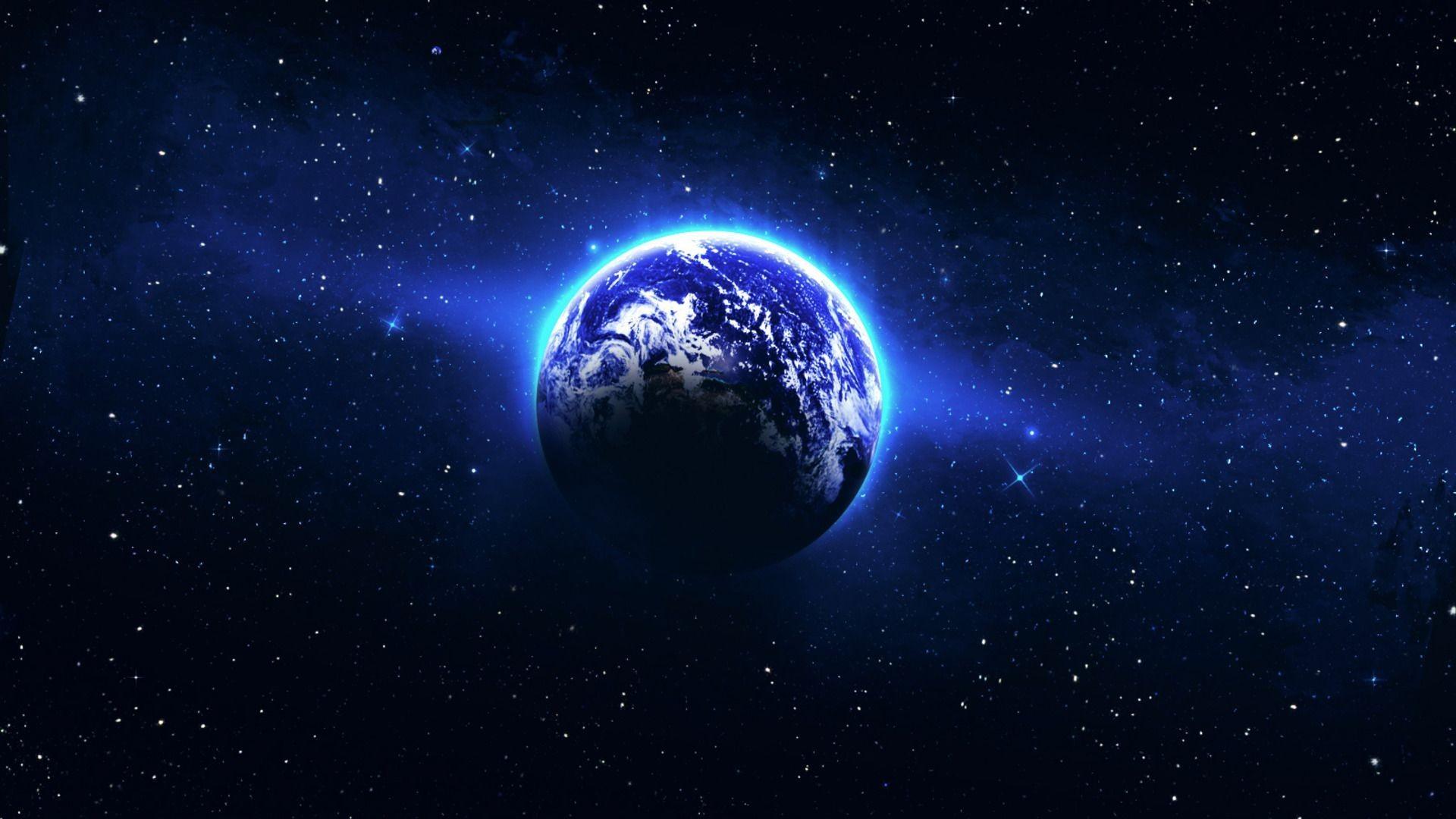 Planet Earth Desktop Wallpaper