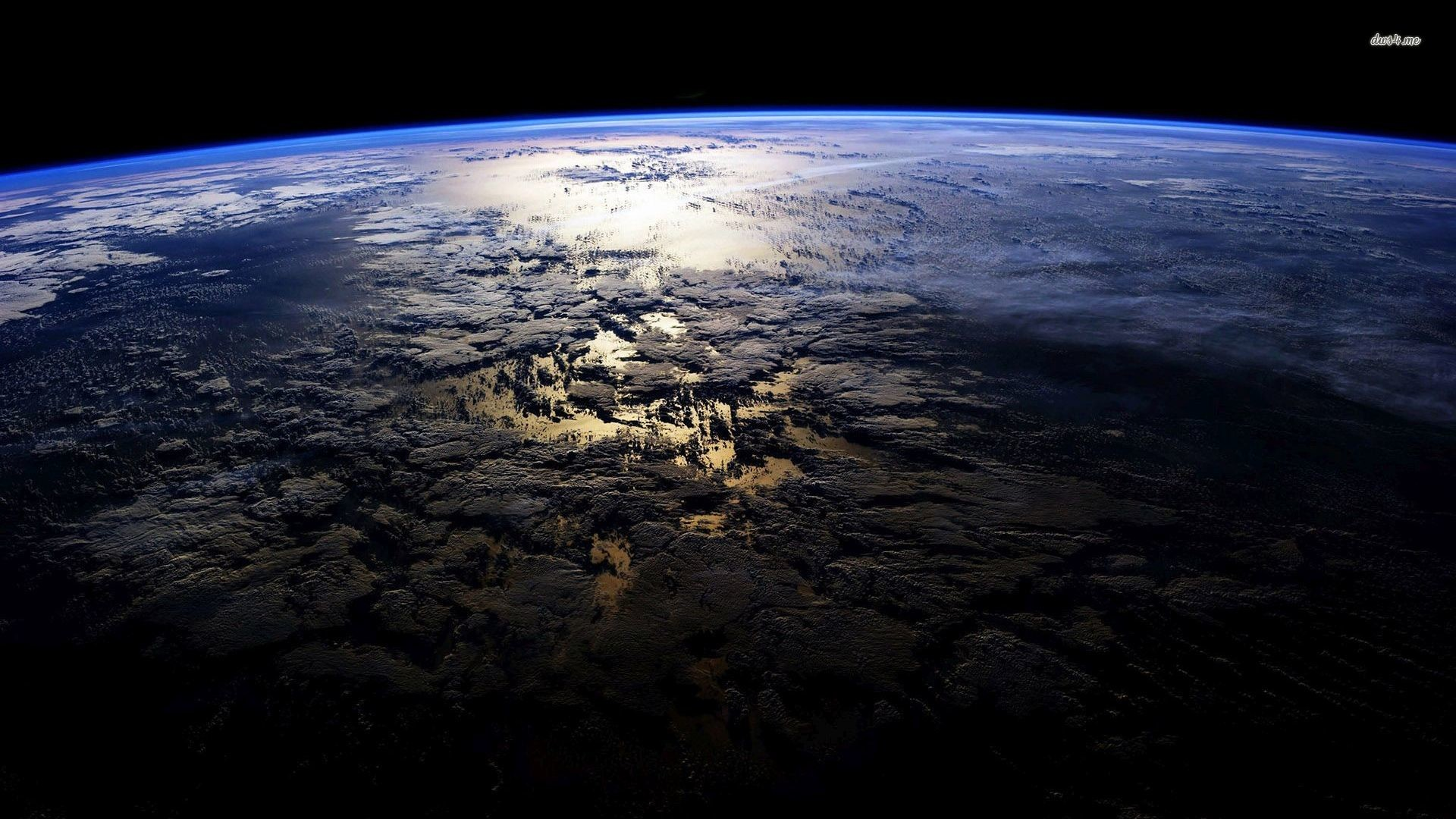Close surface of the Earth wallpaper – Space wallpapers .