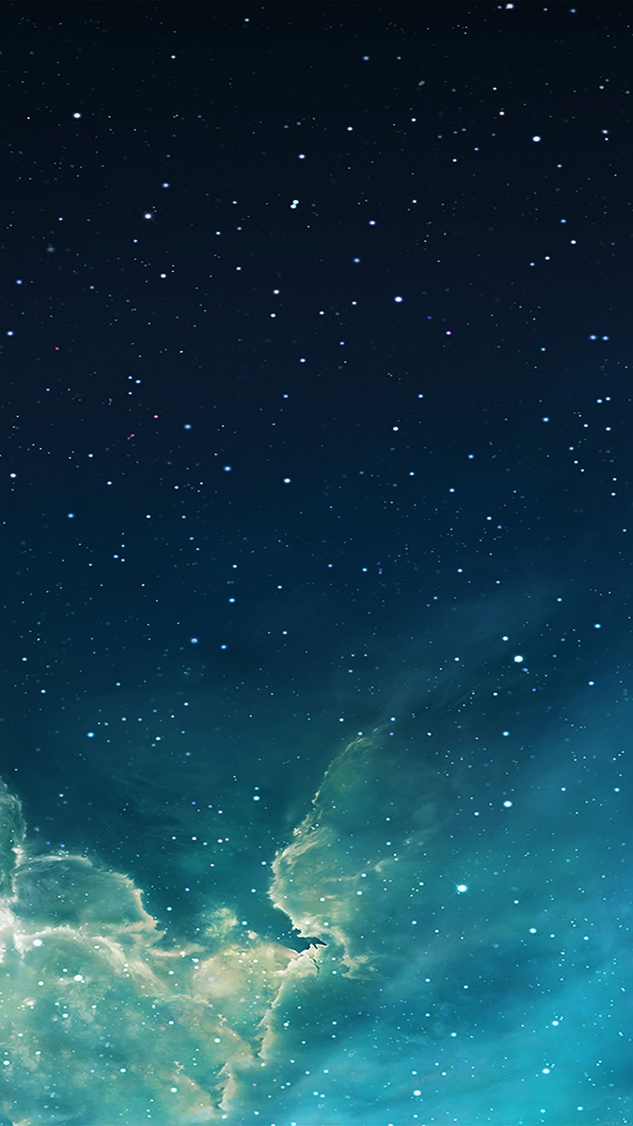 wallpaper galaxy blue 7 starry star sky iphone 6 plus wallpapers – daily  best…