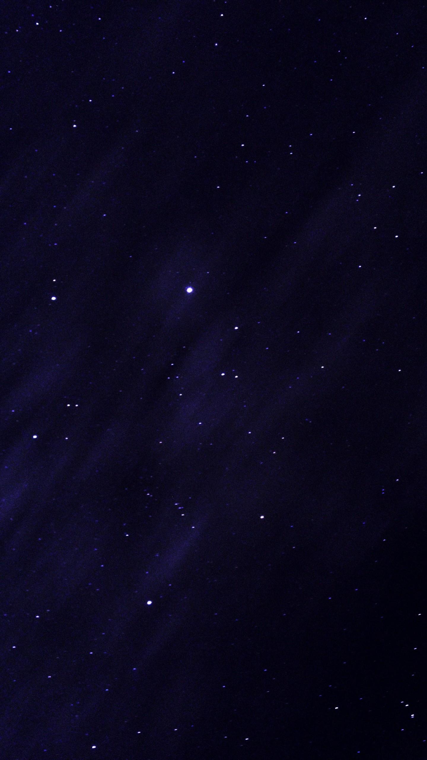 Wallpaper starry sky, stars, night, glitter