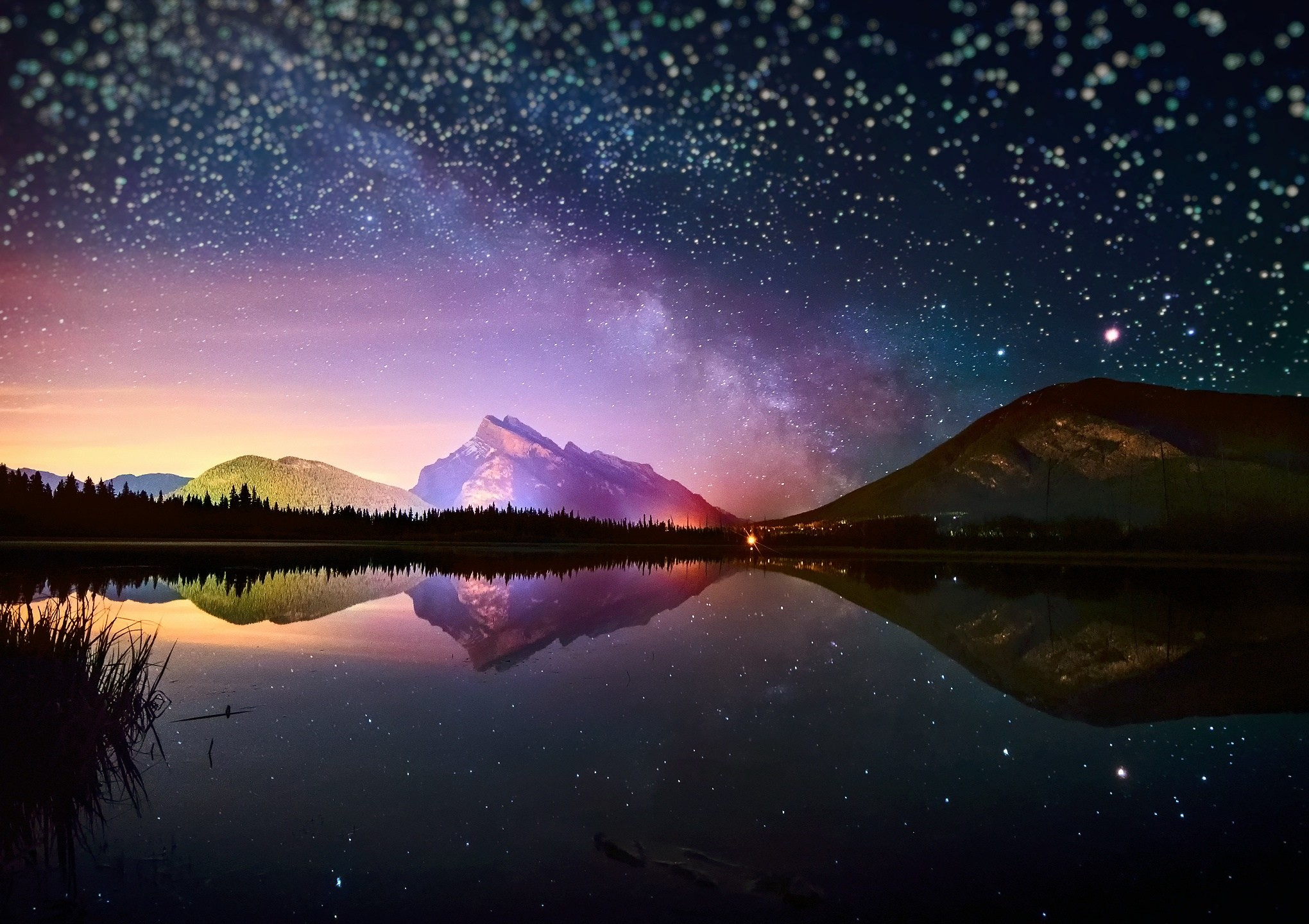 289 Starry Sky Hd Wallpapers Backgrounds Wallpaper Abyss