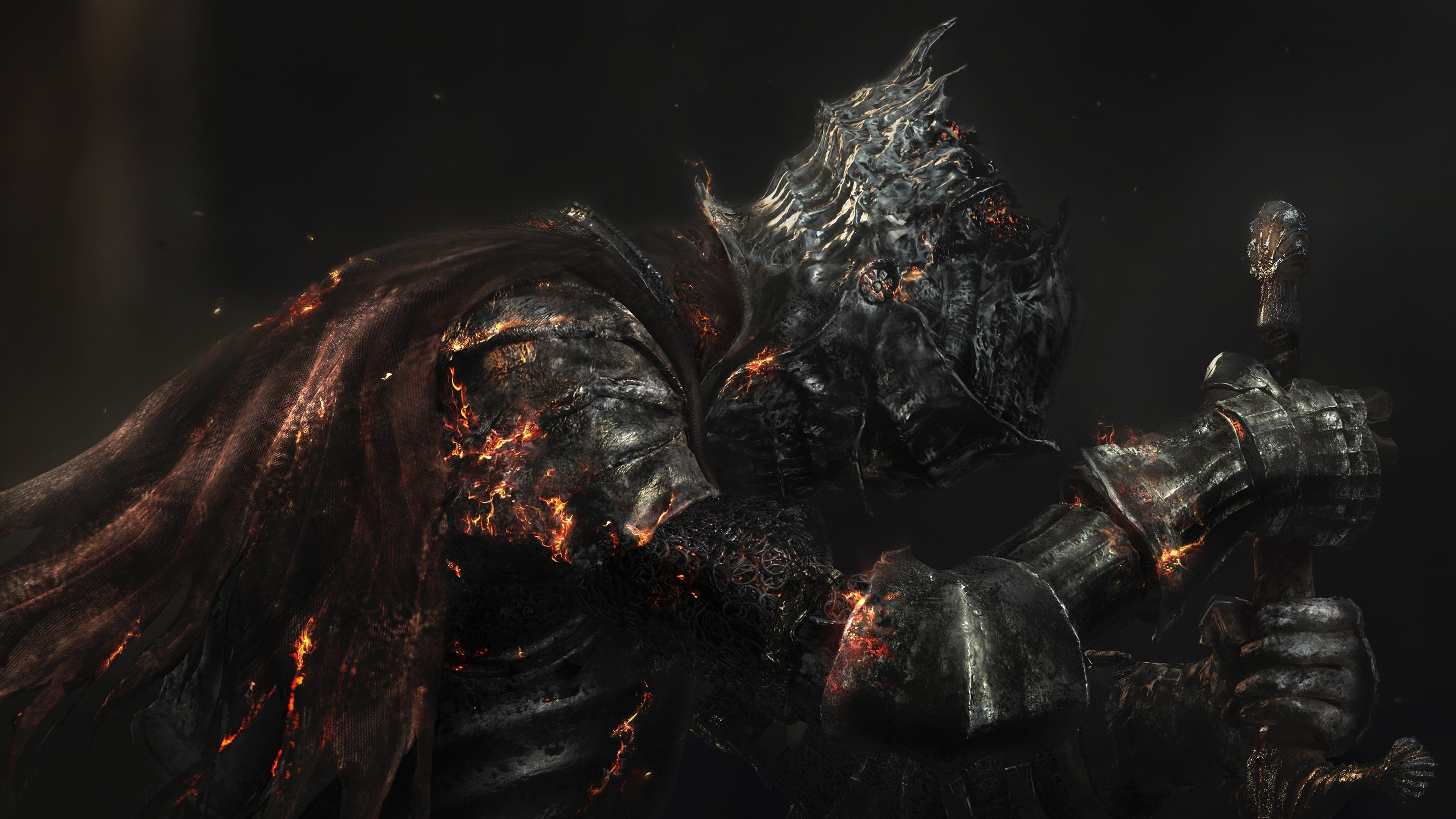 and this one 4k dark souls wallpaper for whoever wanted one