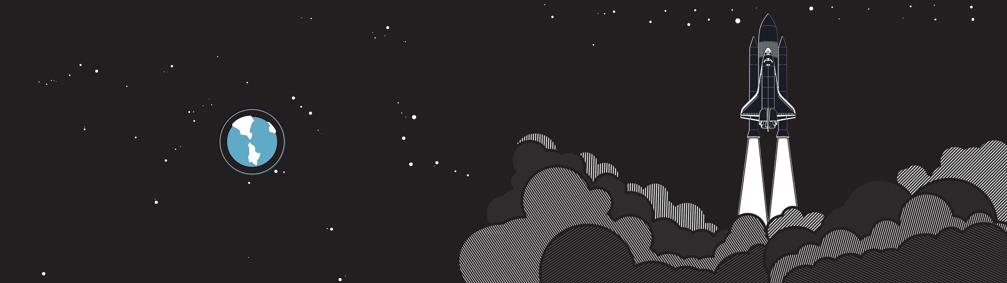 Minimalist Space [3840×1080] …